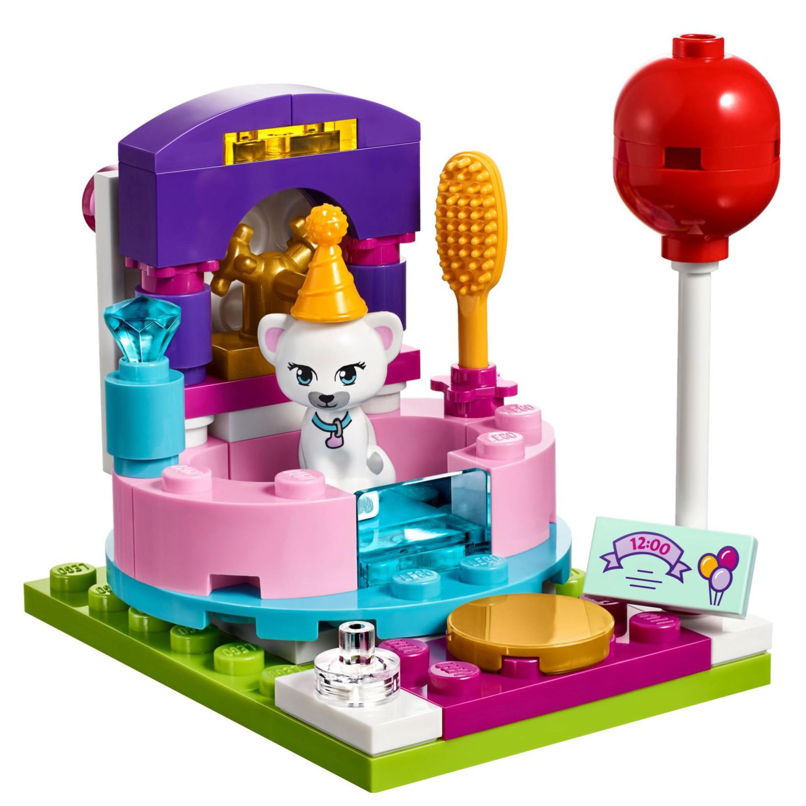 Конструктор LEGO Friends День рождения: салон красоты (41114) изображение 3