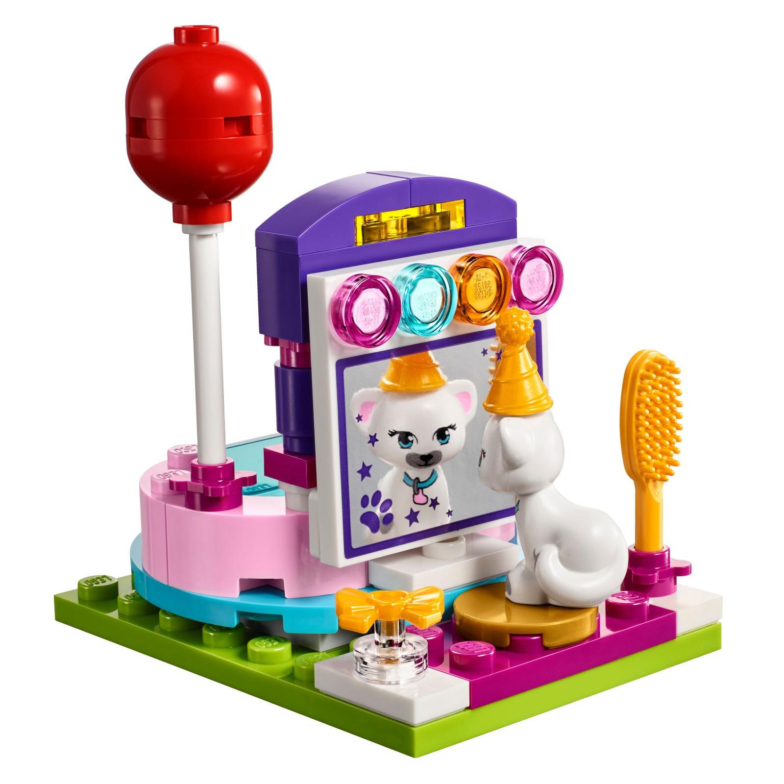 Конструктор LEGO Friends День рождения: салон красоты (41114) изображение 4