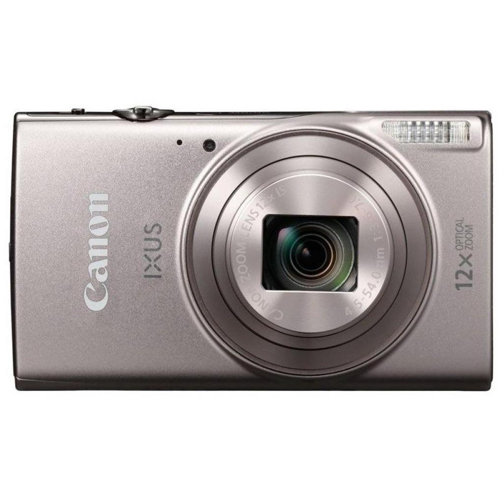 Цифровой фотоаппарат Canon IXUS 285HS Silver (1079C008) изображение 2