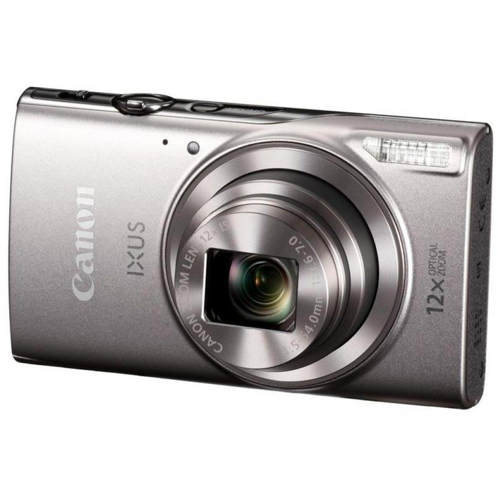 Цифровой фотоаппарат Canon IXUS 285HS Silver (1079C008)