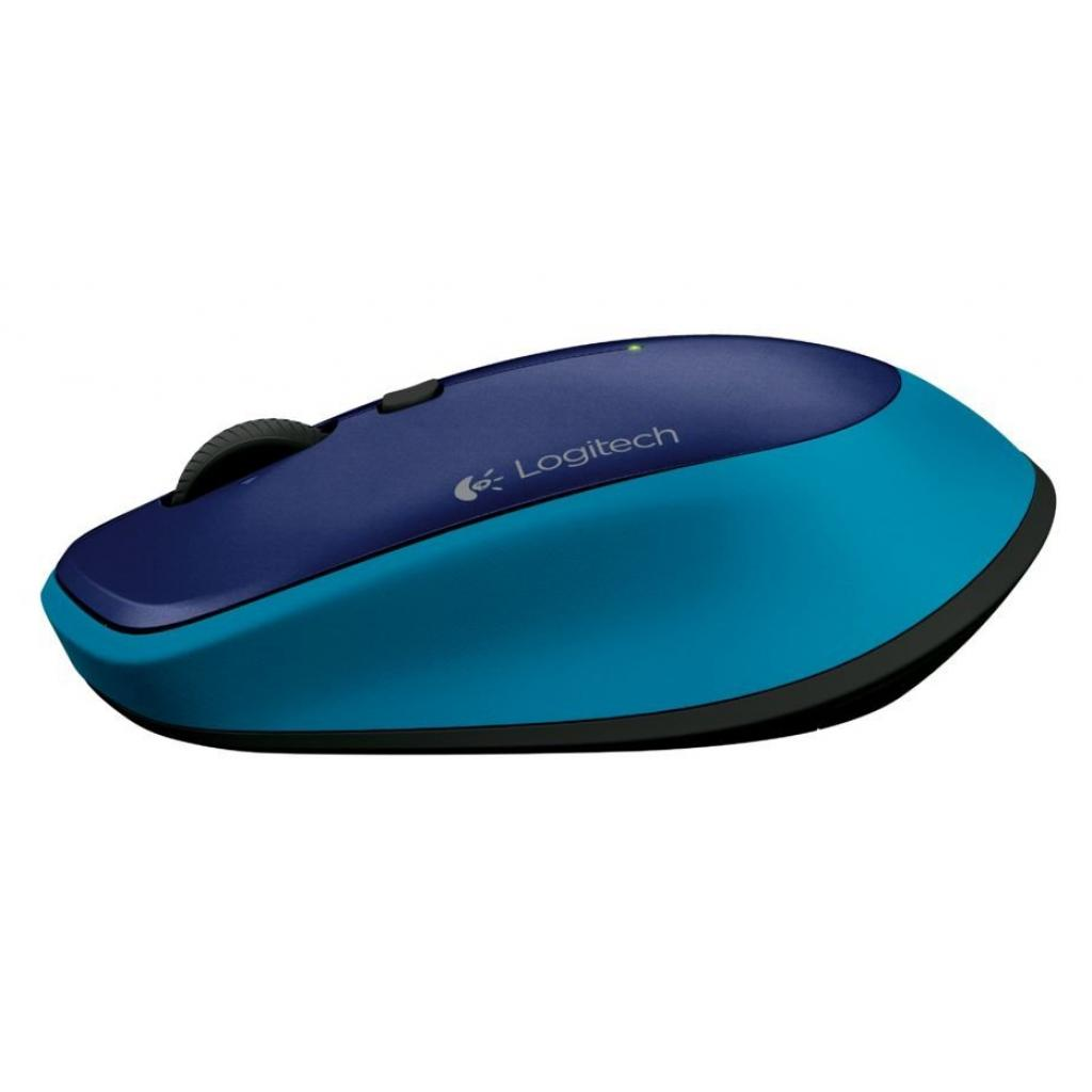 Мышка Logitech M335 Blue (910-004546) изображение 4