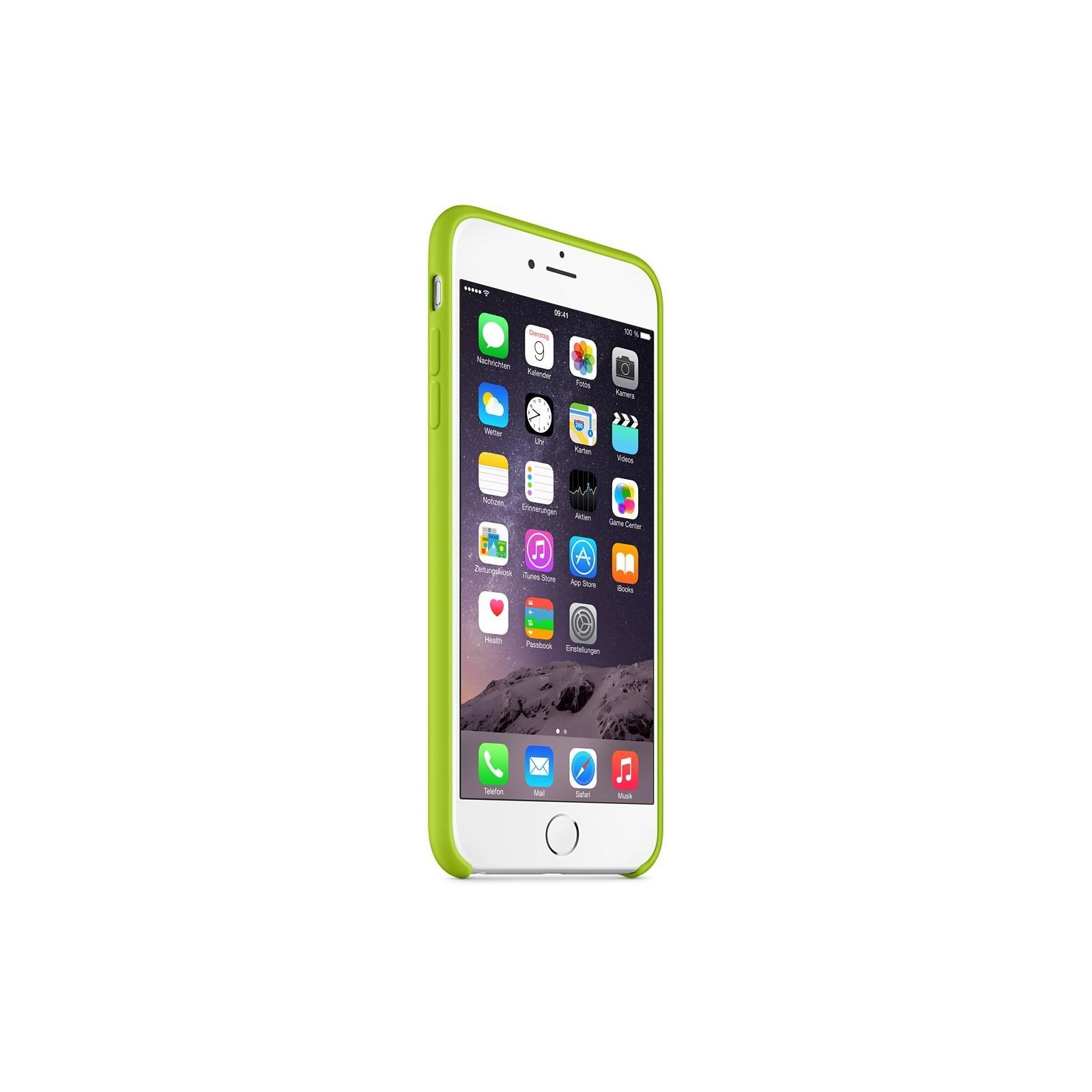 Чехол для моб. телефона Apple для iPhone 6 Plus green (MGXX2ZM/A) изображение 4