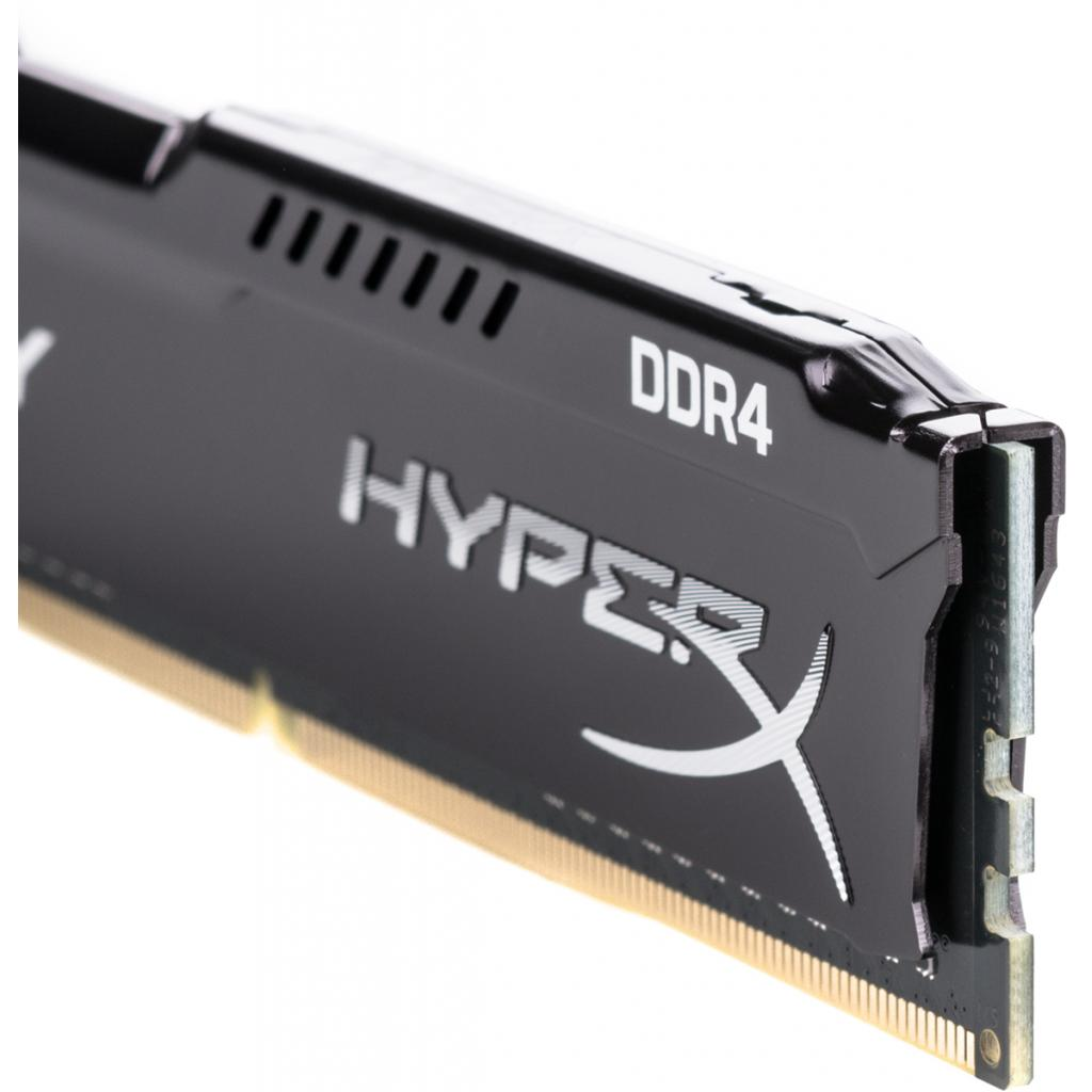 Модуль памяти для компьютера DDR4 16GB (2x8GB) 2133 MHz HyperX FURY Black HyperX (Kingston Fury) (HX421C14FB2K2/16) изображение 4