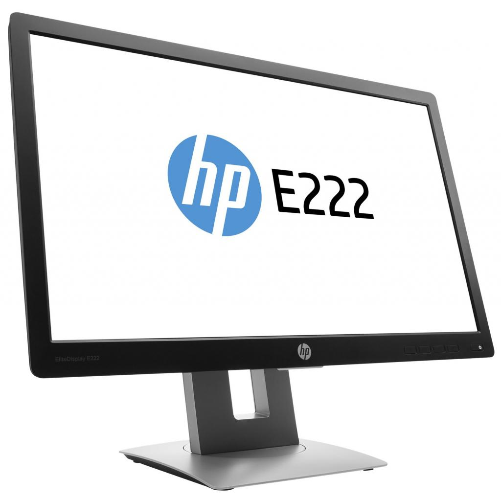 Монитор HP EliteDisplay E222 (M1N96AA) изображение 2