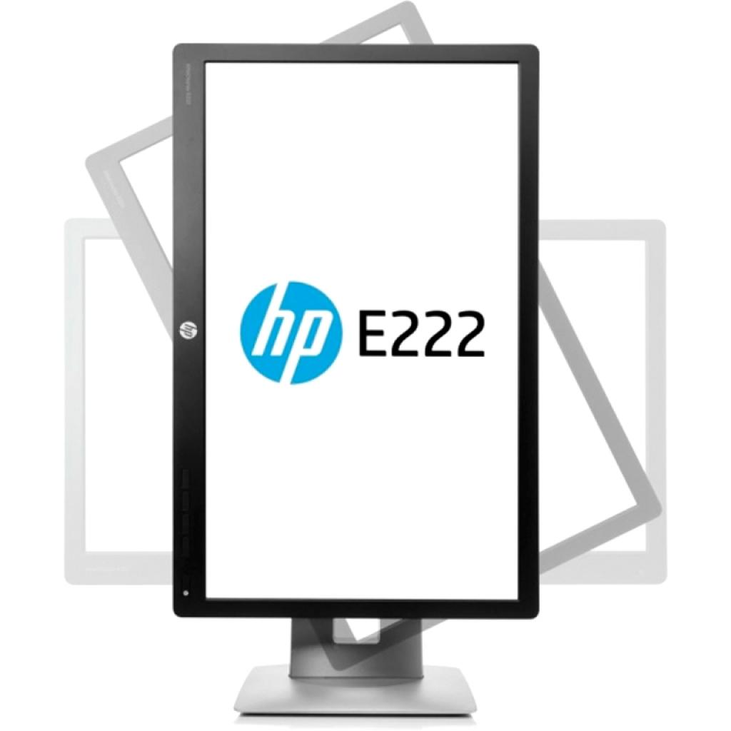 Монитор HP EliteDisplay E222 (M1N96AA) изображение 6