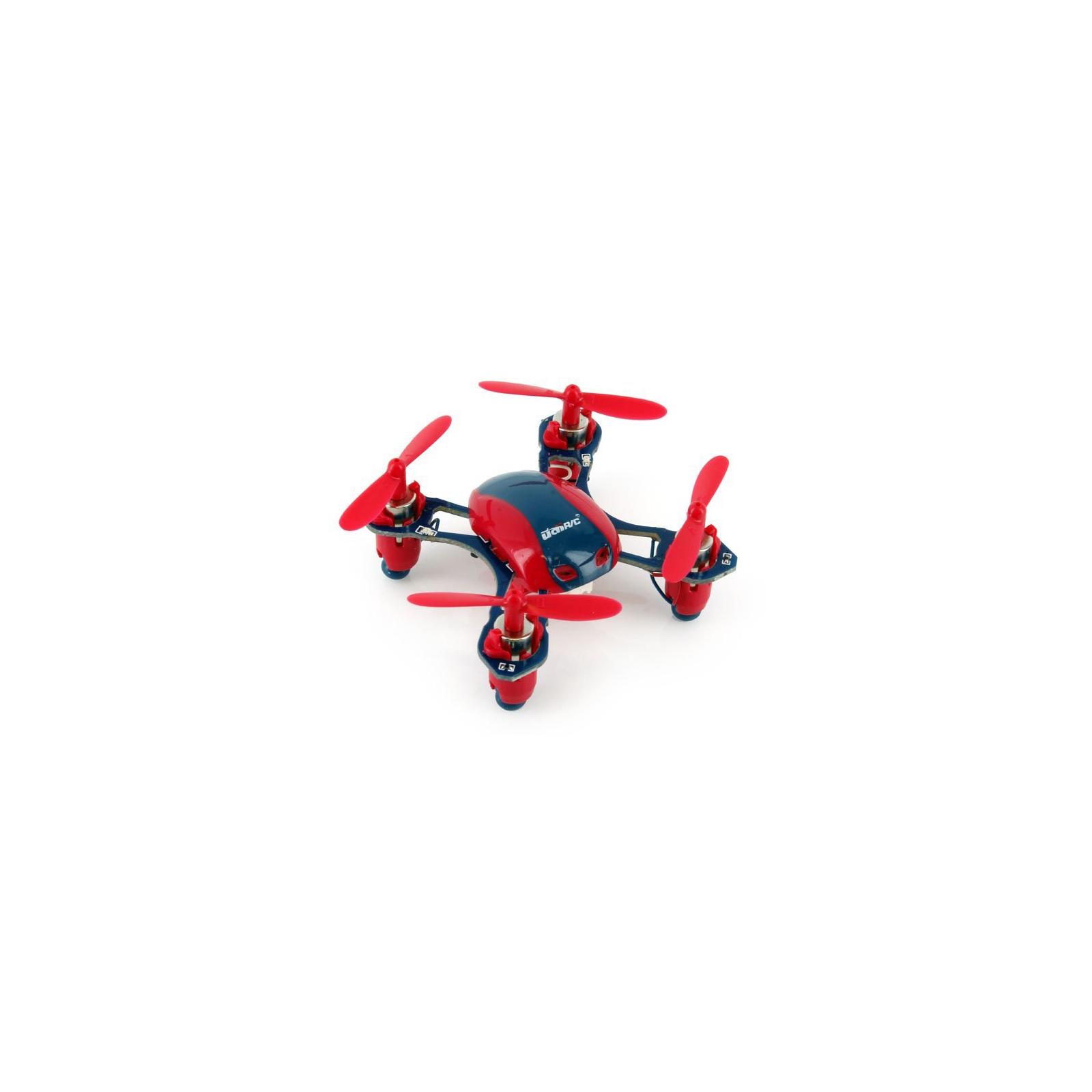 Квадрокоптер UDIRC 2,4 GHz 40 мм мини 3.7V (U840 Red) изображение 2