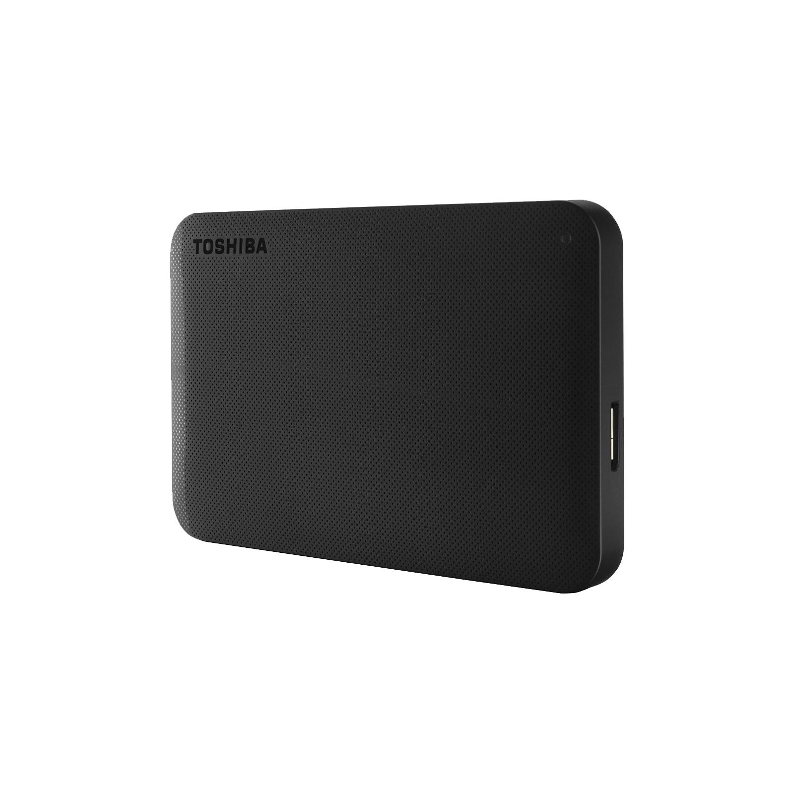 """Внешний жесткий диск 2.5"""" 2TB TOSHIBA (HDTP220EK3CA) изображение 3"""