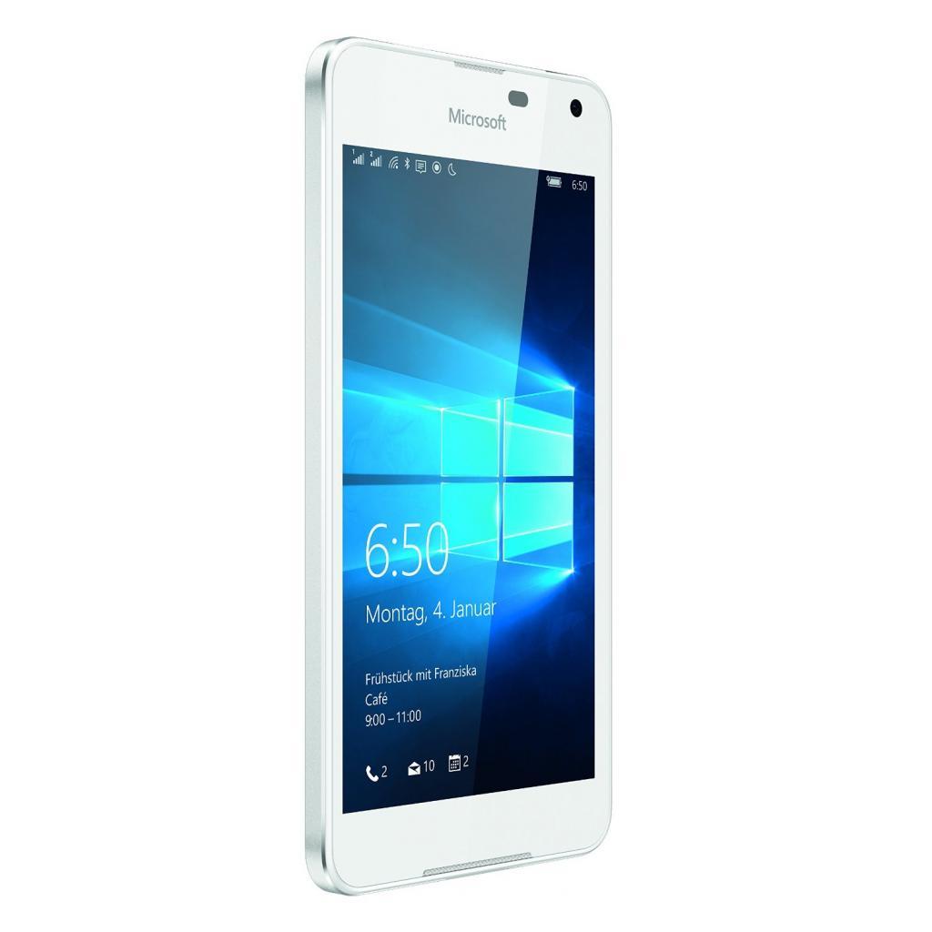 Мобильный телефон Microsoft Lumia 650 DS White (A00027271) изображение 4