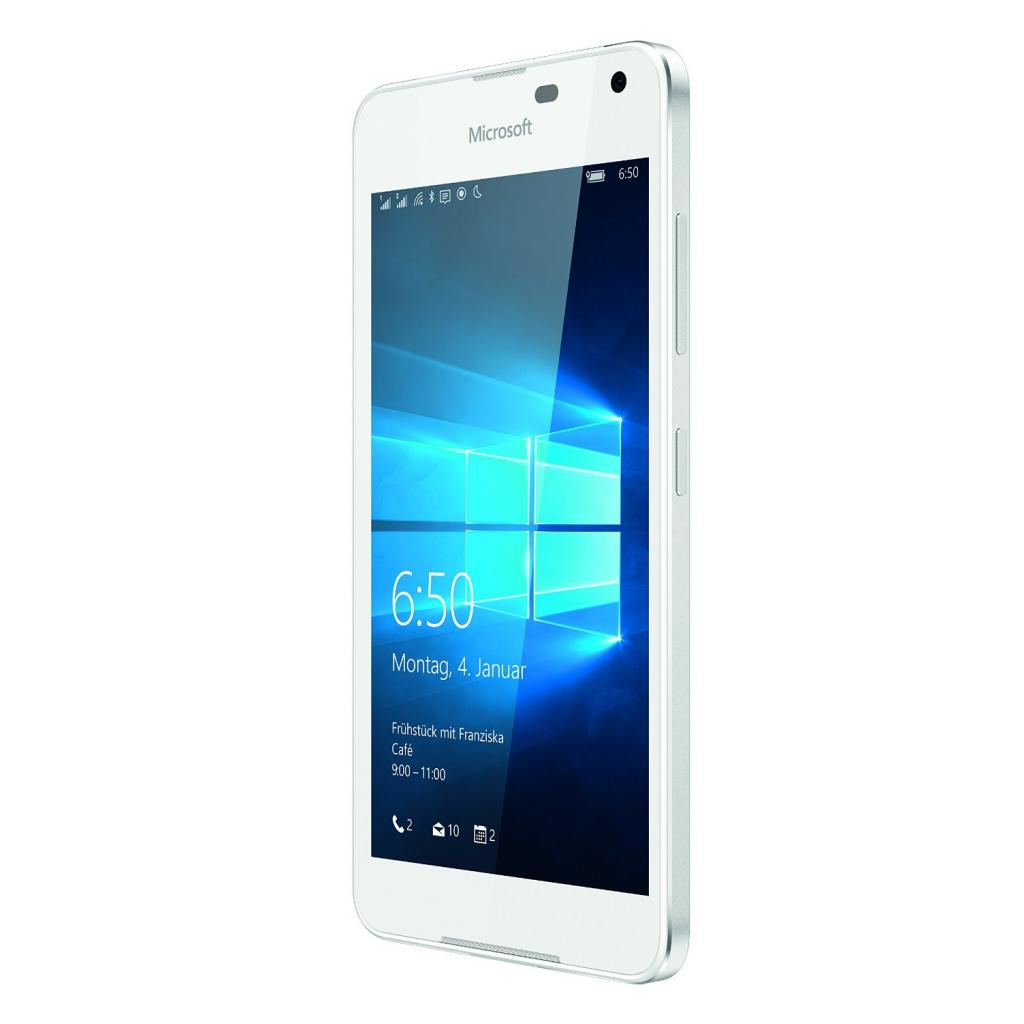 Мобильный телефон Microsoft Lumia 650 DS White (A00027271) изображение 5