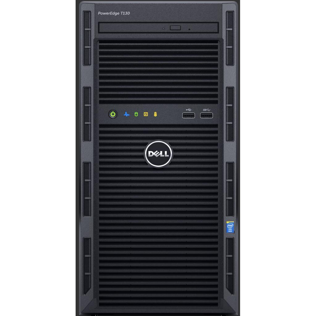 Сервер Dell PowerEdge T130 (T130-AFFS#948) изображение 2