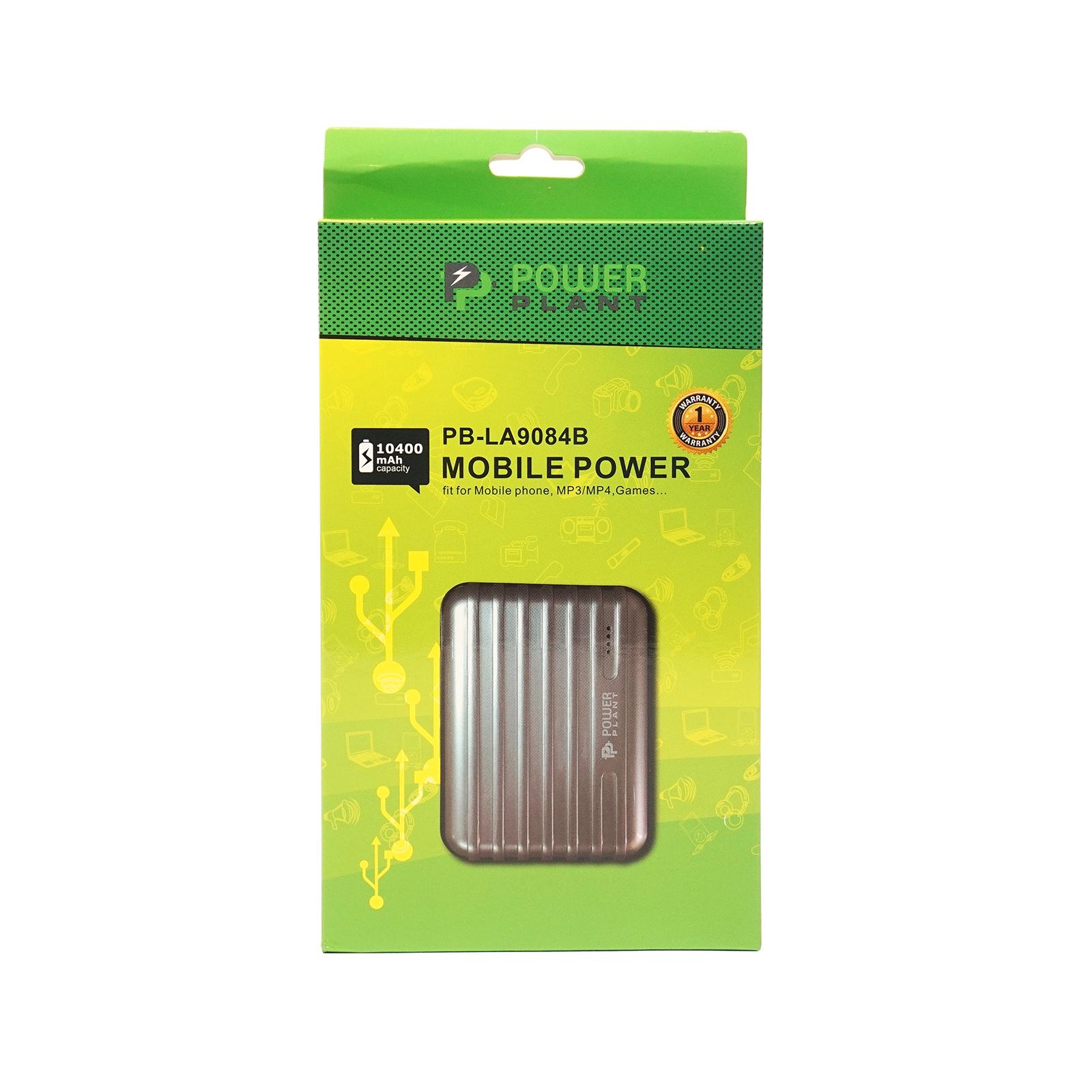 Батарея универсальная PowerPlant PPLA9084B, 10400mAh (PPLA9084B) изображение 6