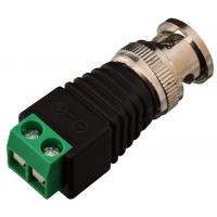 Коннектор GreenVision BNC/M (male) (100 шт) (3571)