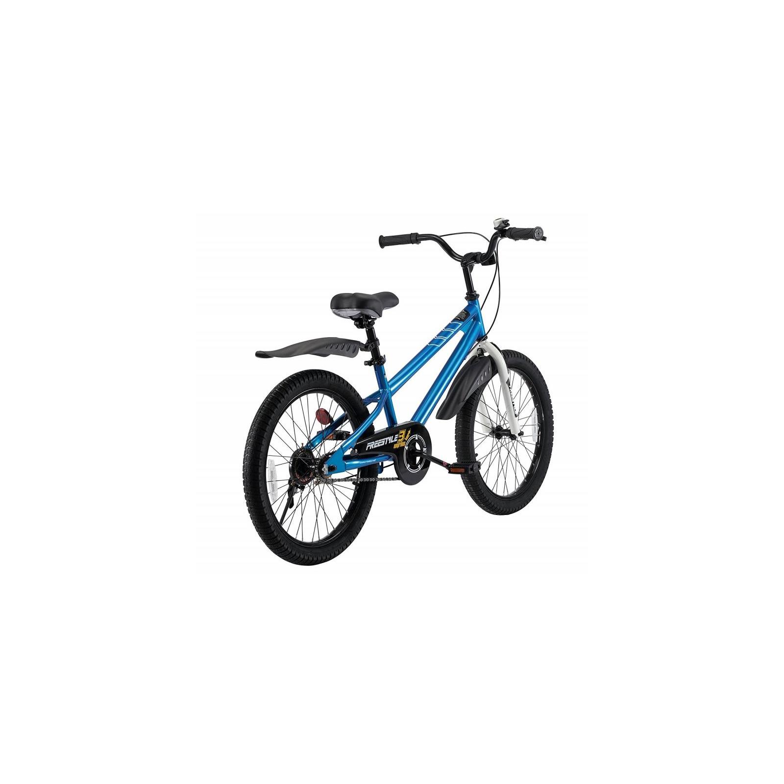 "Велосипед Royal Baby FREESTYLE 20"", синий (RB20B-6-BLU) изображение 2"