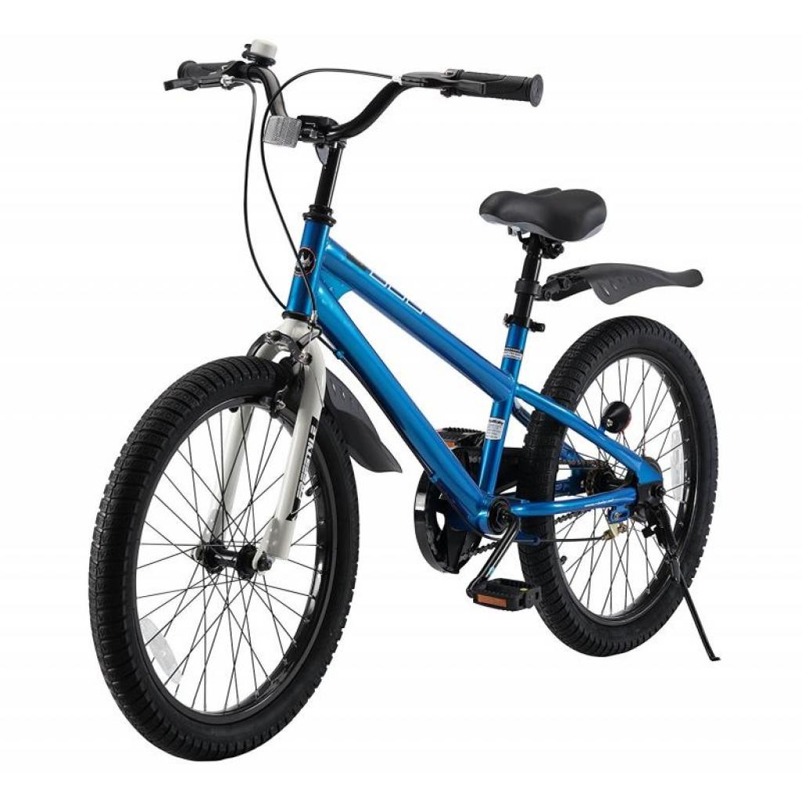 "Велосипед Royal Baby FREESTYLE 20"", синий (RB20B-6-BLU) изображение 4"