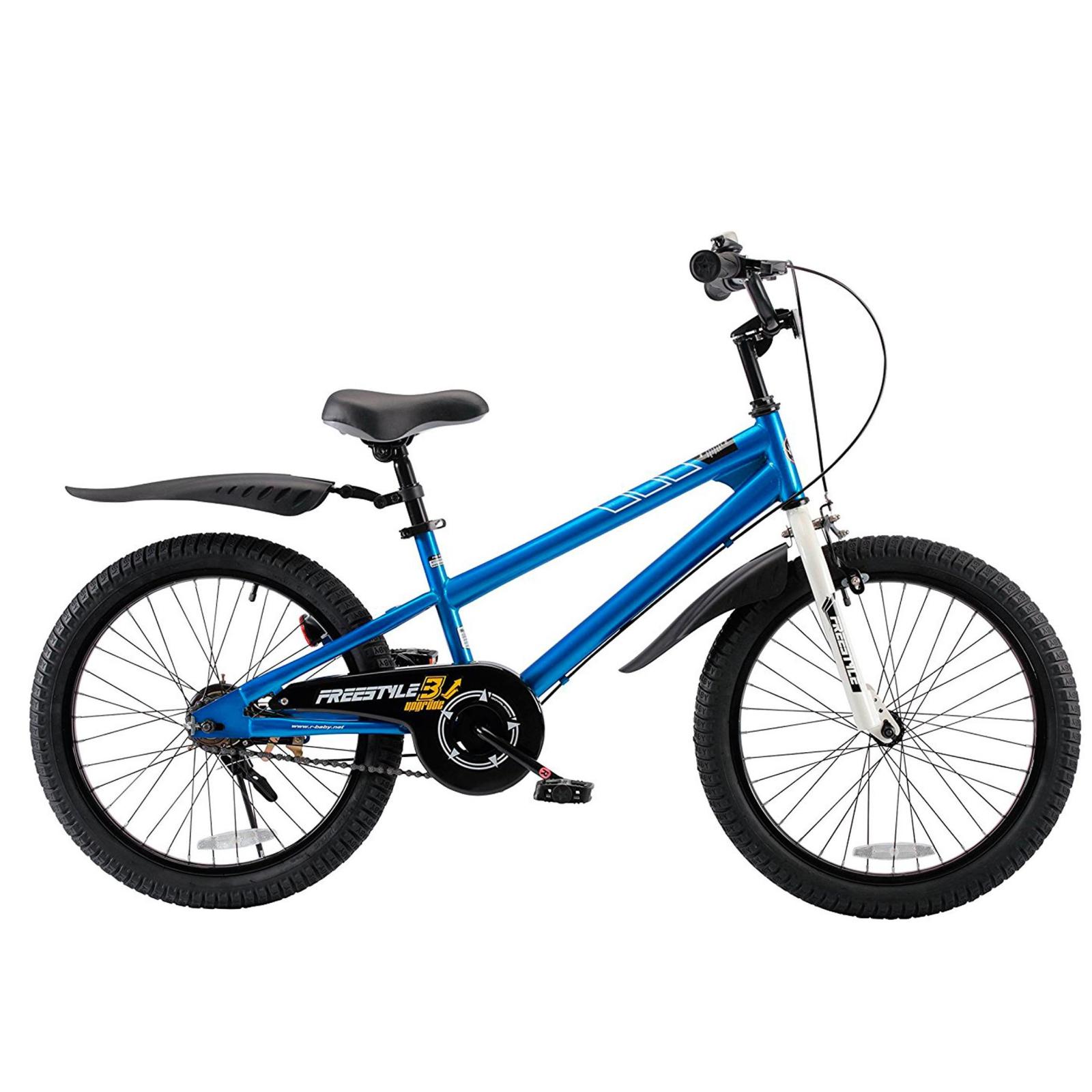 """Велосипед Royal Baby FREESTYLE 20"""", синий (RB20B-6-BLU)"""