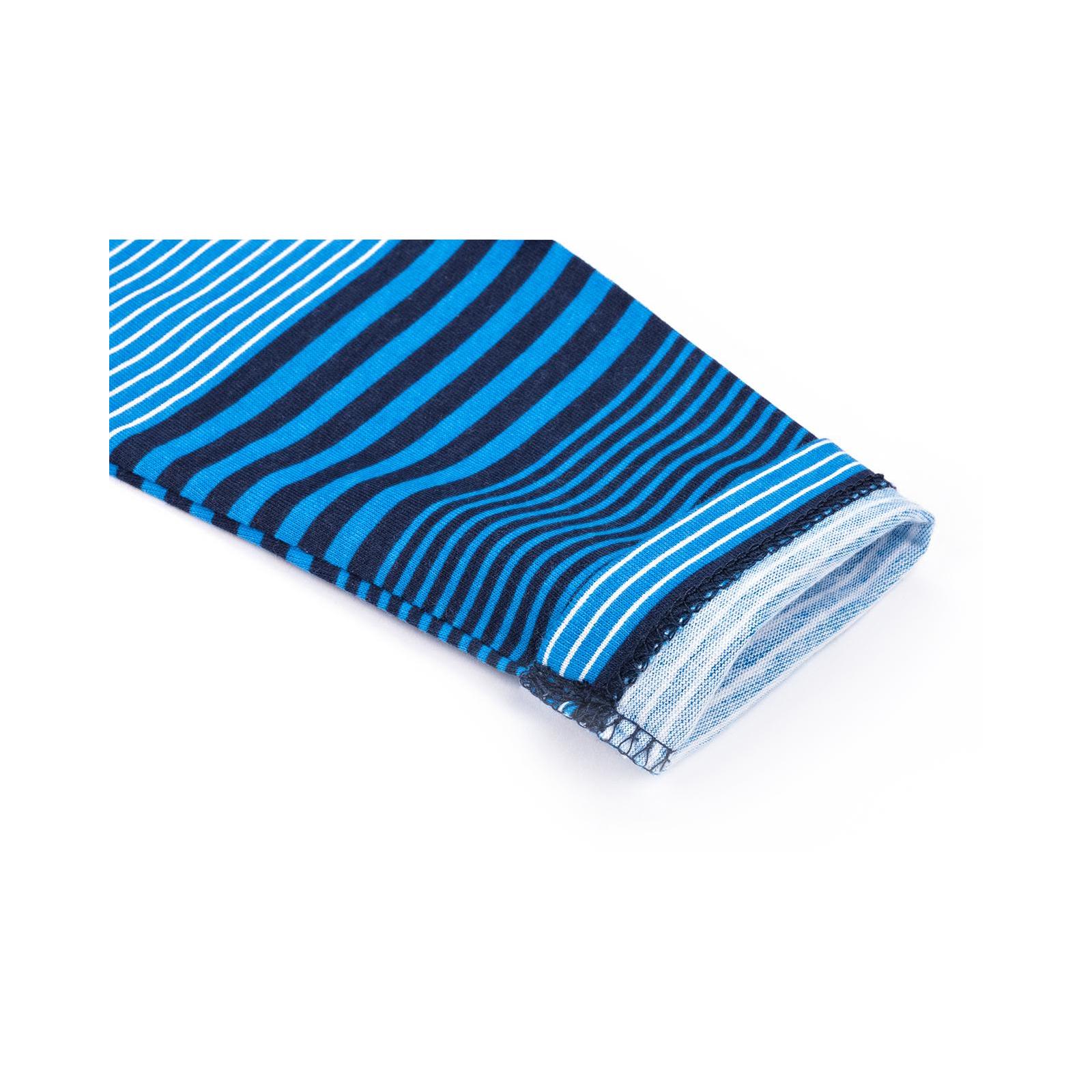 Кофта Breeze в полосочку (3332-92B-blue) изображение 6