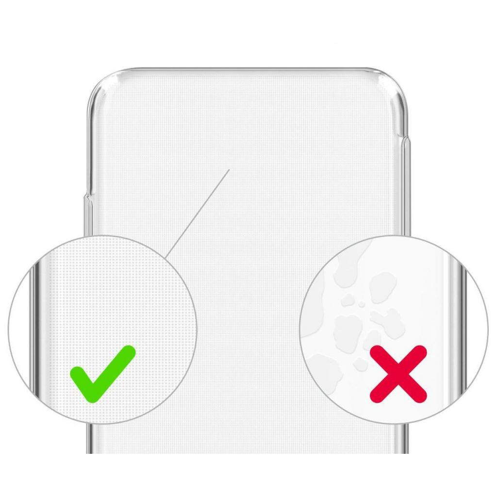 Чехол для моб. телефона Laudtec для iPhone 7/8 Plus Clear tpu (Transperent) (LC-IP78PST) изображение 10