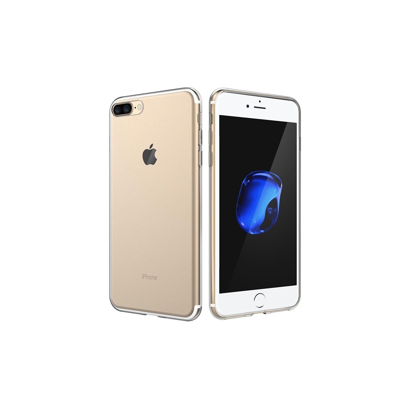 Чехол для моб. телефона Laudtec для iPhone 7/8 Plus Clear tpu (Transperent) (LC-IP78PST) изображение 2