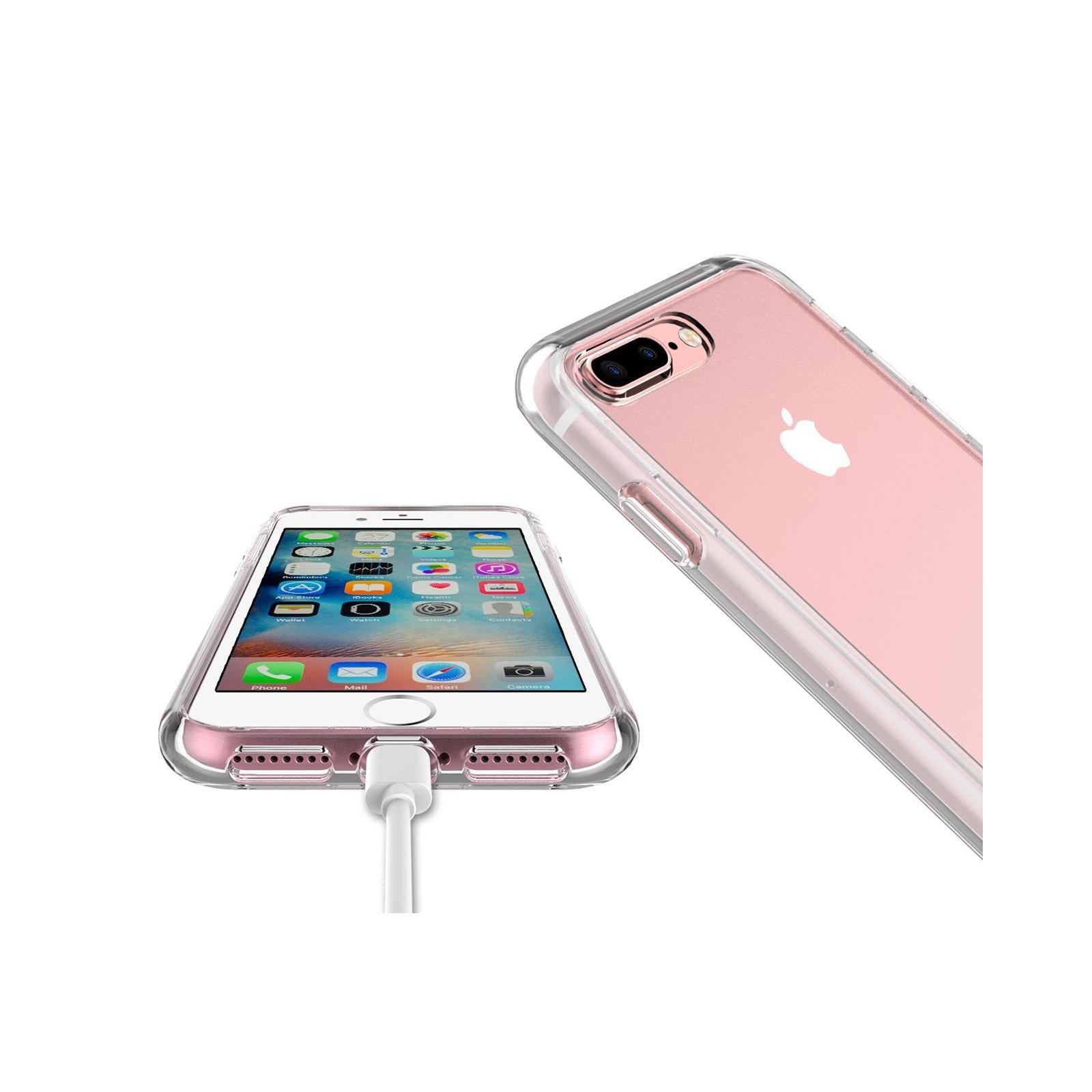 Чехол для моб. телефона Laudtec для iPhone 7/8 Plus Clear tpu (Transperent) (LC-IP78PST) изображение 7