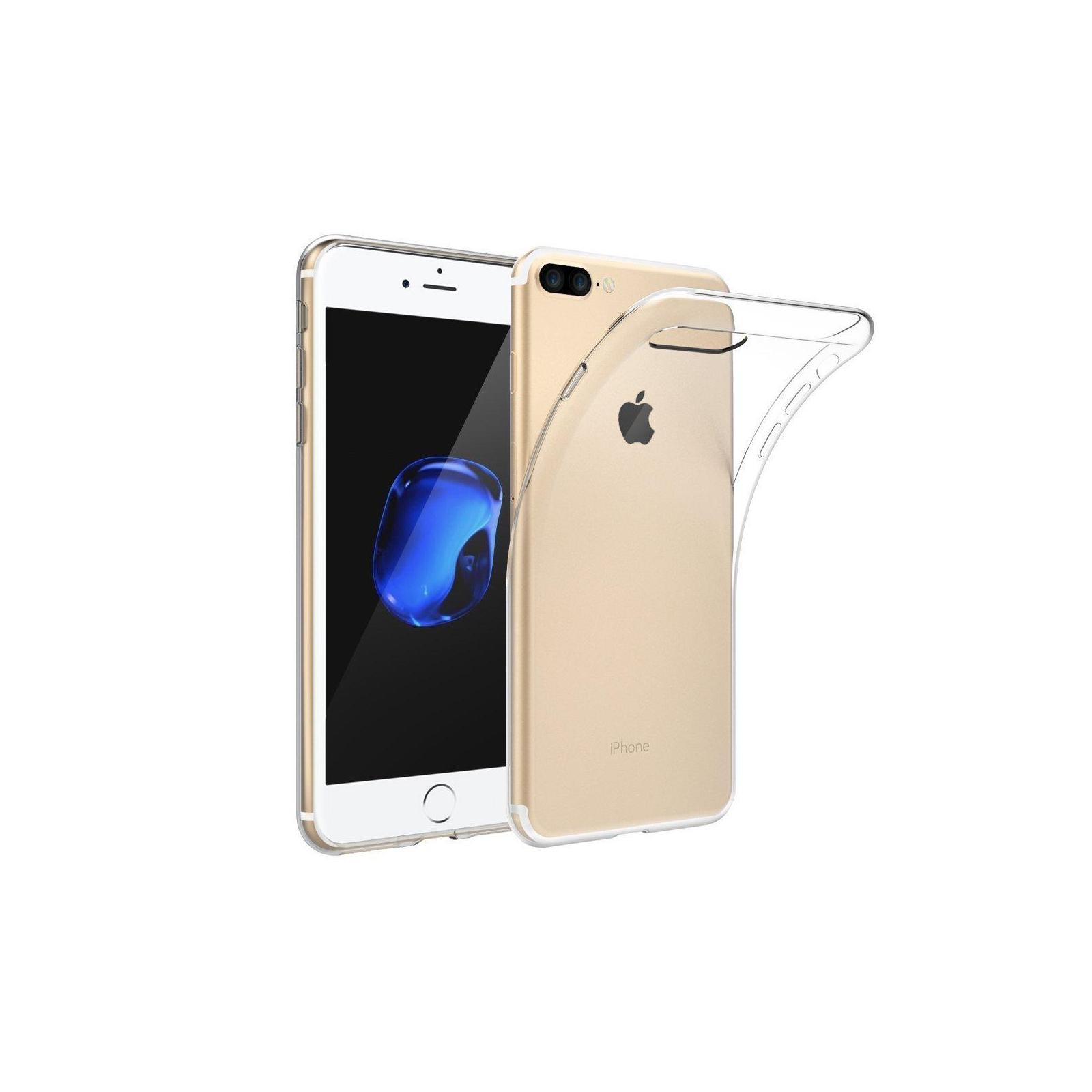 Чехол для моб. телефона Laudtec для iPhone 7/8 Plus Clear tpu (Transperent) (LC-IP78PST)