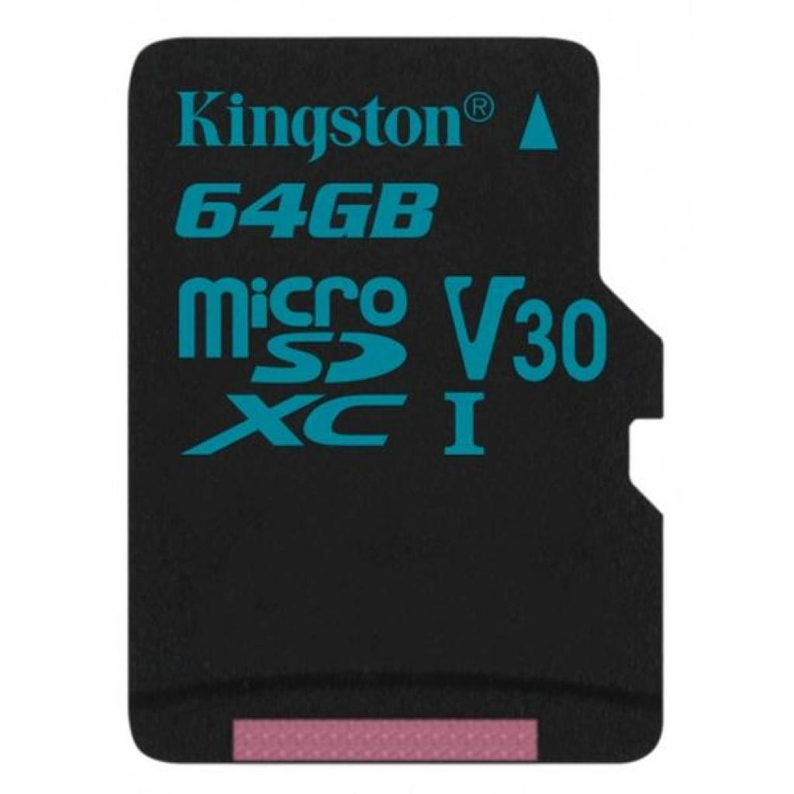 Карта памяти Kingston 64GB microSDXC class 10 UHS-I U3 Canvas Go (SDCG2/64GBSP)