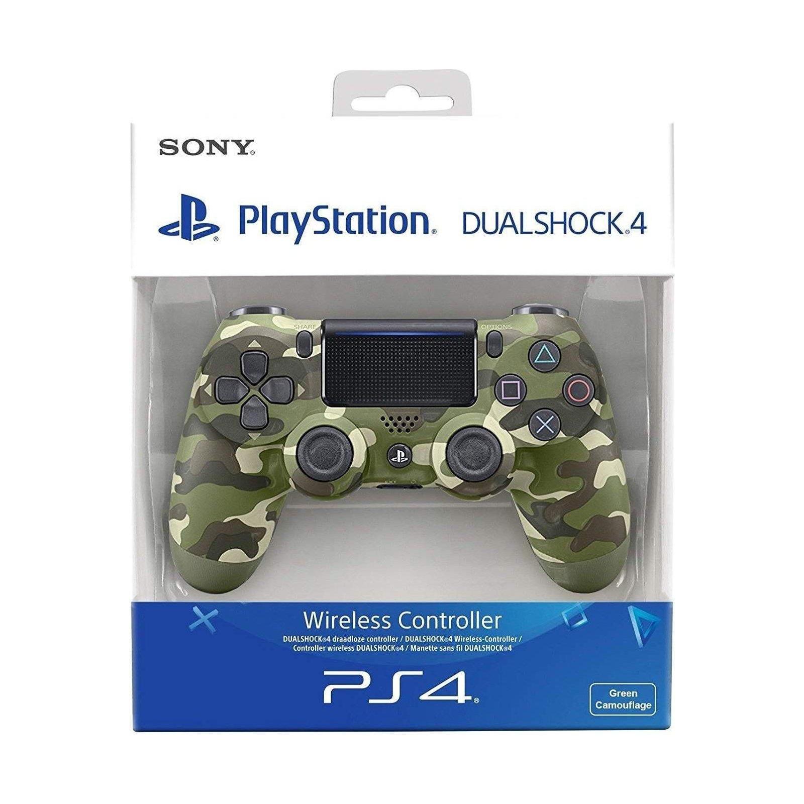 Геймпад Sony PS4 Dualshock 4 V2 Steel Black изображение 5
