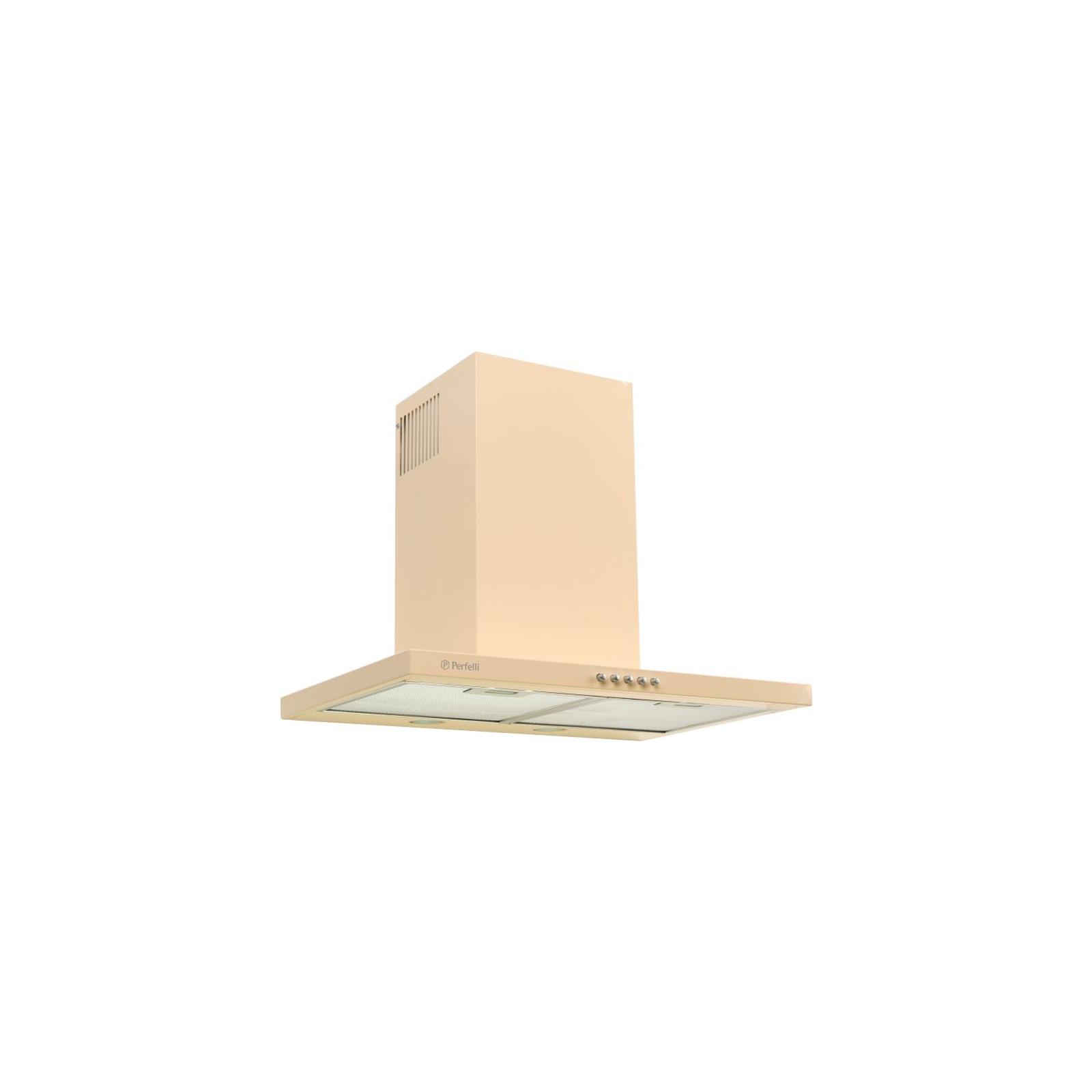 Вытяжка кухонная PERFELLI T 6612 A 1000 IV LED изображение 2