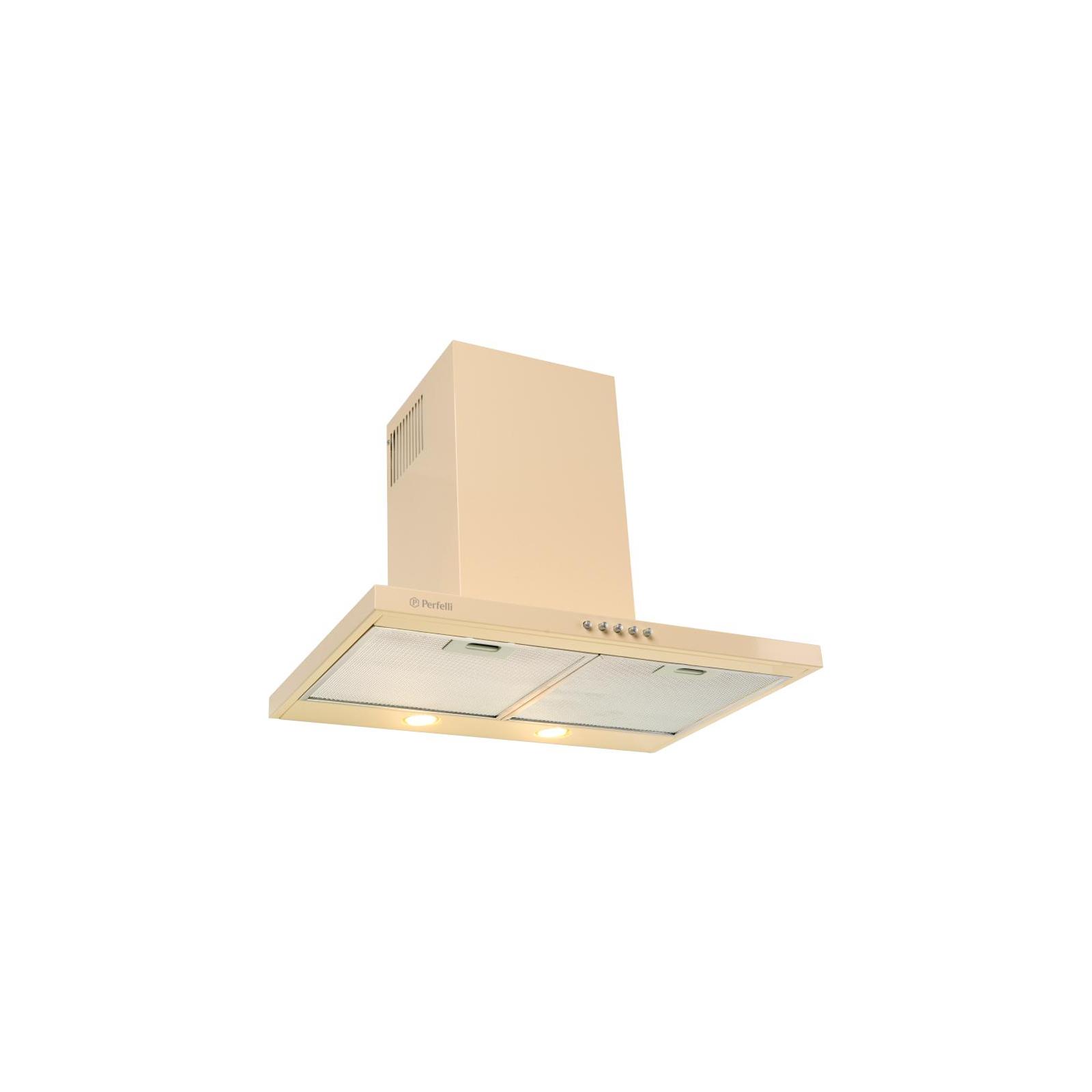 Вытяжка кухонная PERFELLI T 6612 A 1000 IV LED изображение 3