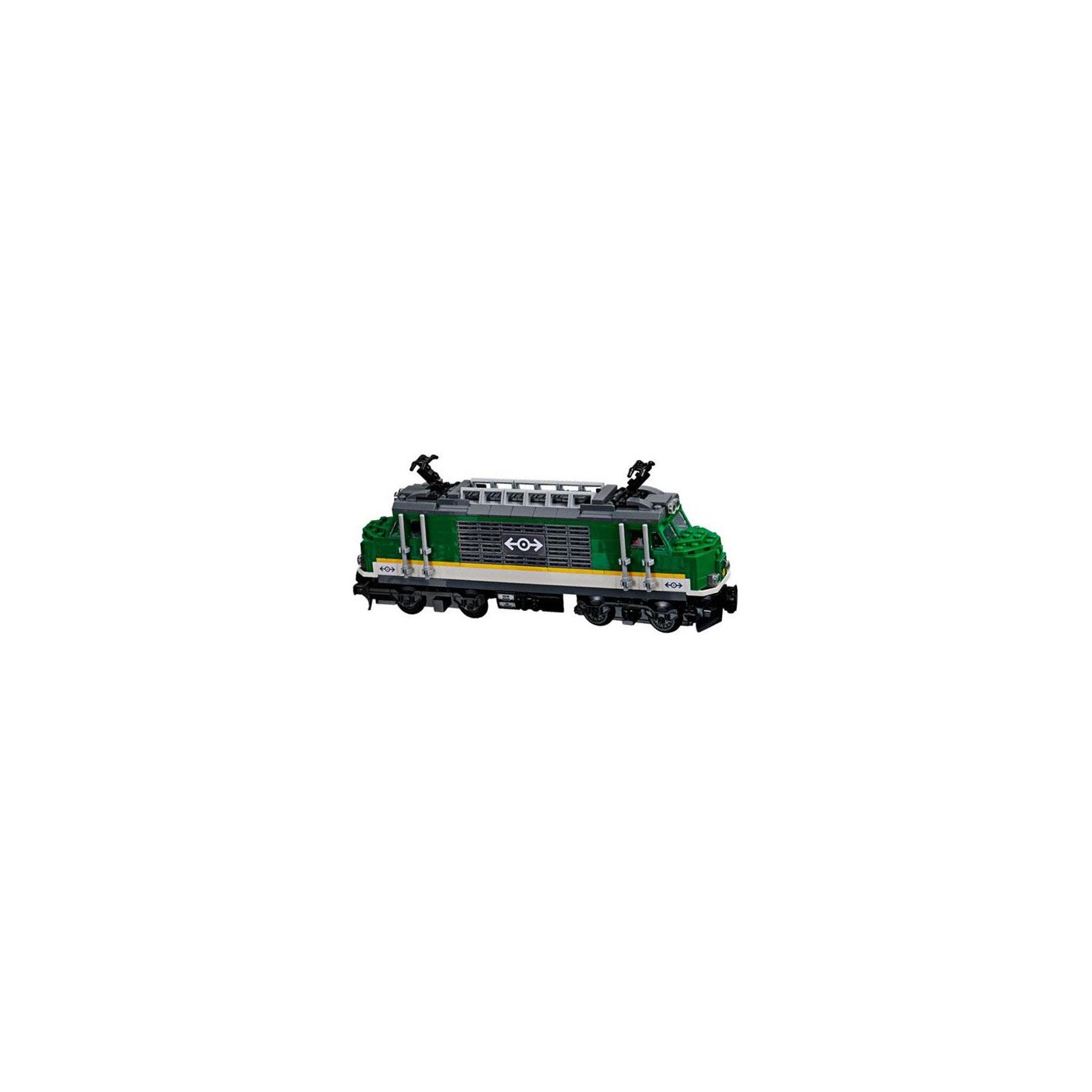 Конструктор LEGO CITY Грузовой поезд (60198) изображение 9