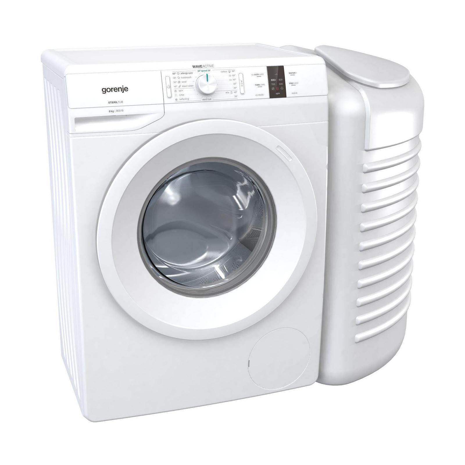 Стиральная машина Gorenje WP6YS2/R с баком (WP6YS2/R) изображение 2
