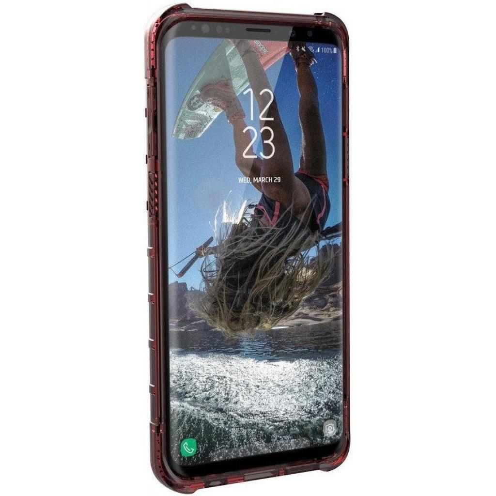 Чехол для моб. телефона Urban Armor Gear Galaxy S9+ PlyoCrimson (GLXS9PLS-Y-CR) изображение 5