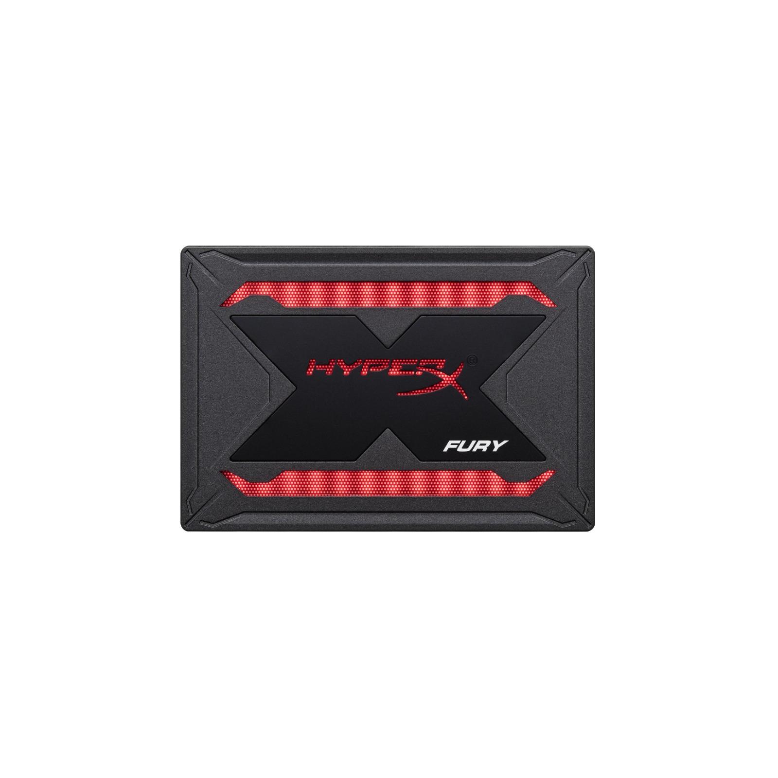 """Накопитель SSD 2.5"""" 960GB HyperX SSD (SHFR200/960G)"""