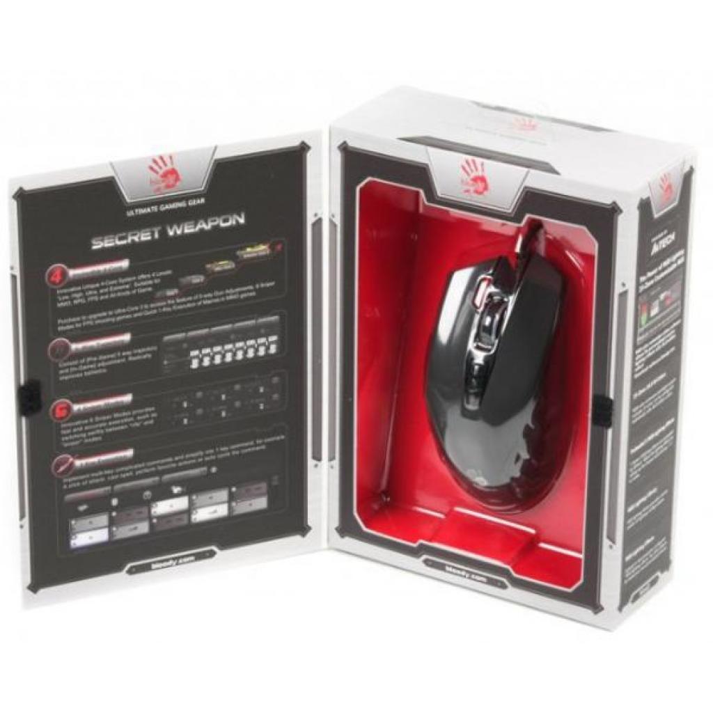 Мышка A4tech Bloody J95A Black изображение 5