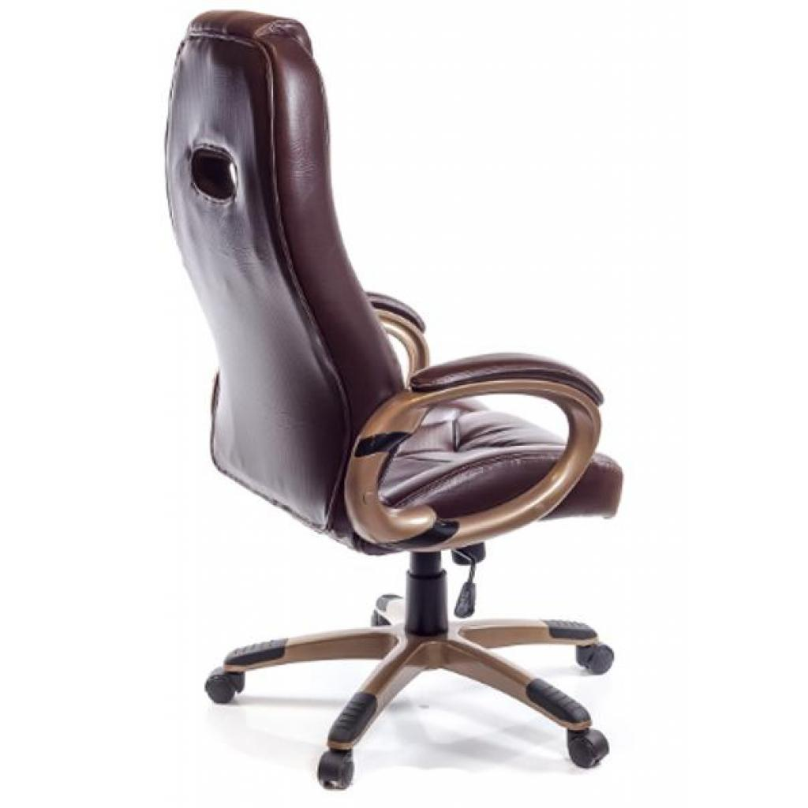 Кресло игровое АКЛАС Брук PL TILT Коричневое (07261) изображение 5