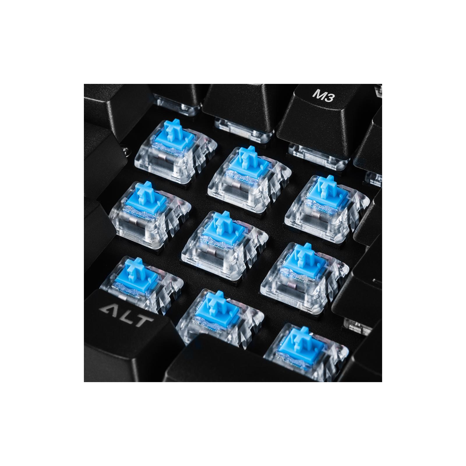 Клавиатура Modecom VolcanoLanpartyProRU(KailhBlueSwitch) (K-MC-LANPARTY-U-PRO-BLUE) изображение 6