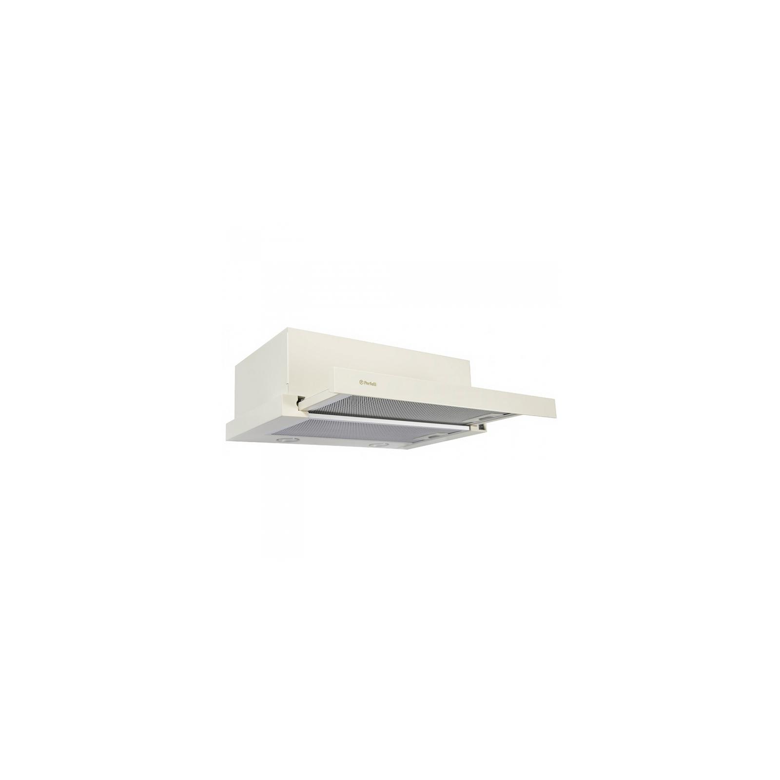 Вытяжка кухонная PERFELLI TL 6612 BL LED изображение 2