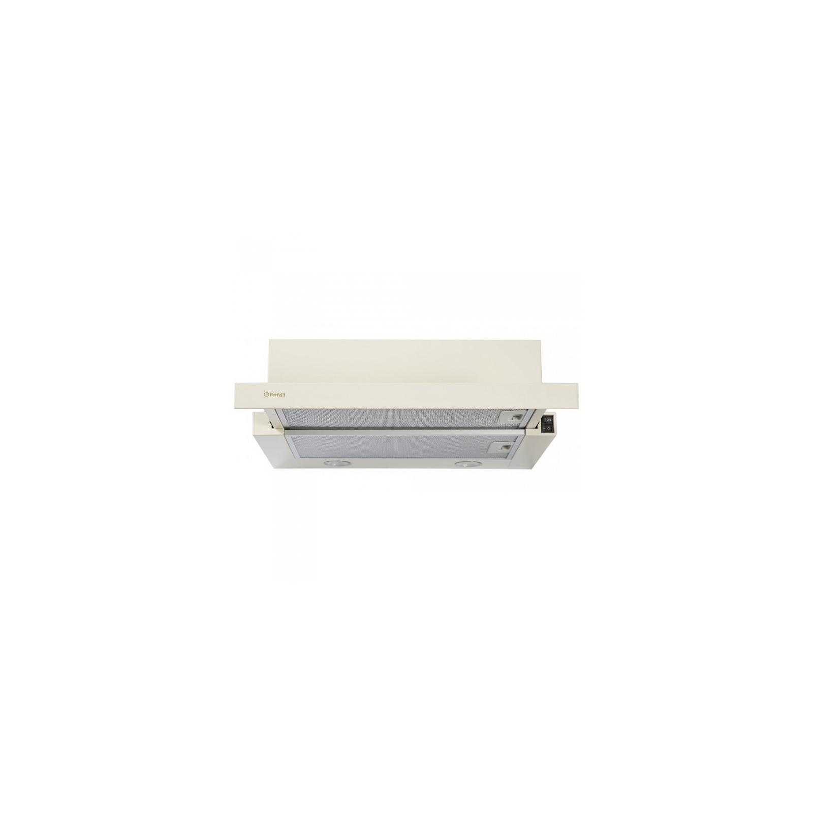 Вытяжка кухонная PERFELLI TL 6612 BL LED