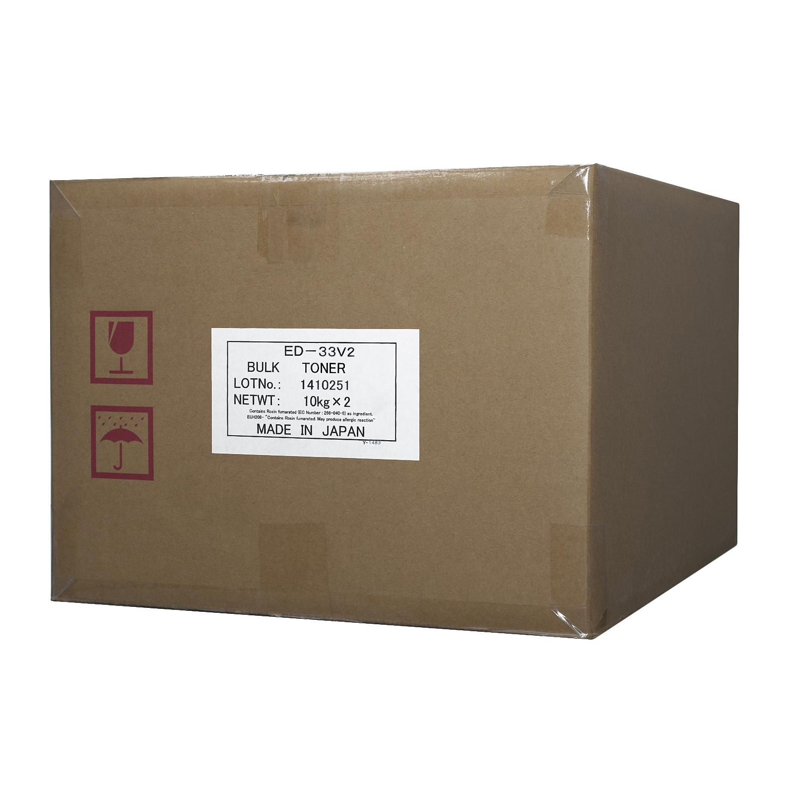 Тонер KYOCERA TK-310/TK-350 2x10кг Tomoegawa (TSM-ED-33V2-20)