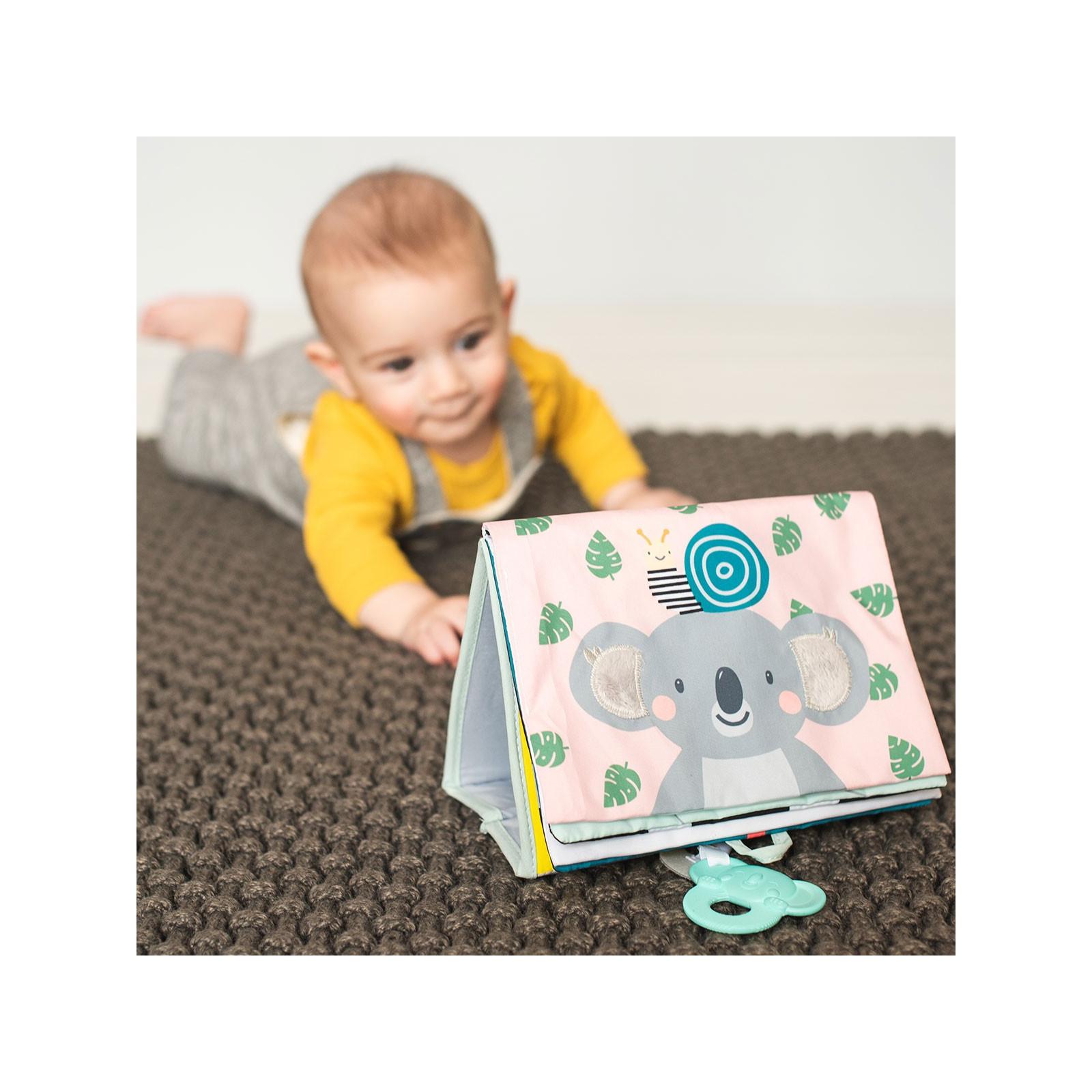 Развивающая игрушка Taf Toys перекидная книжка Мечтательные коалы (12395) изображение 12