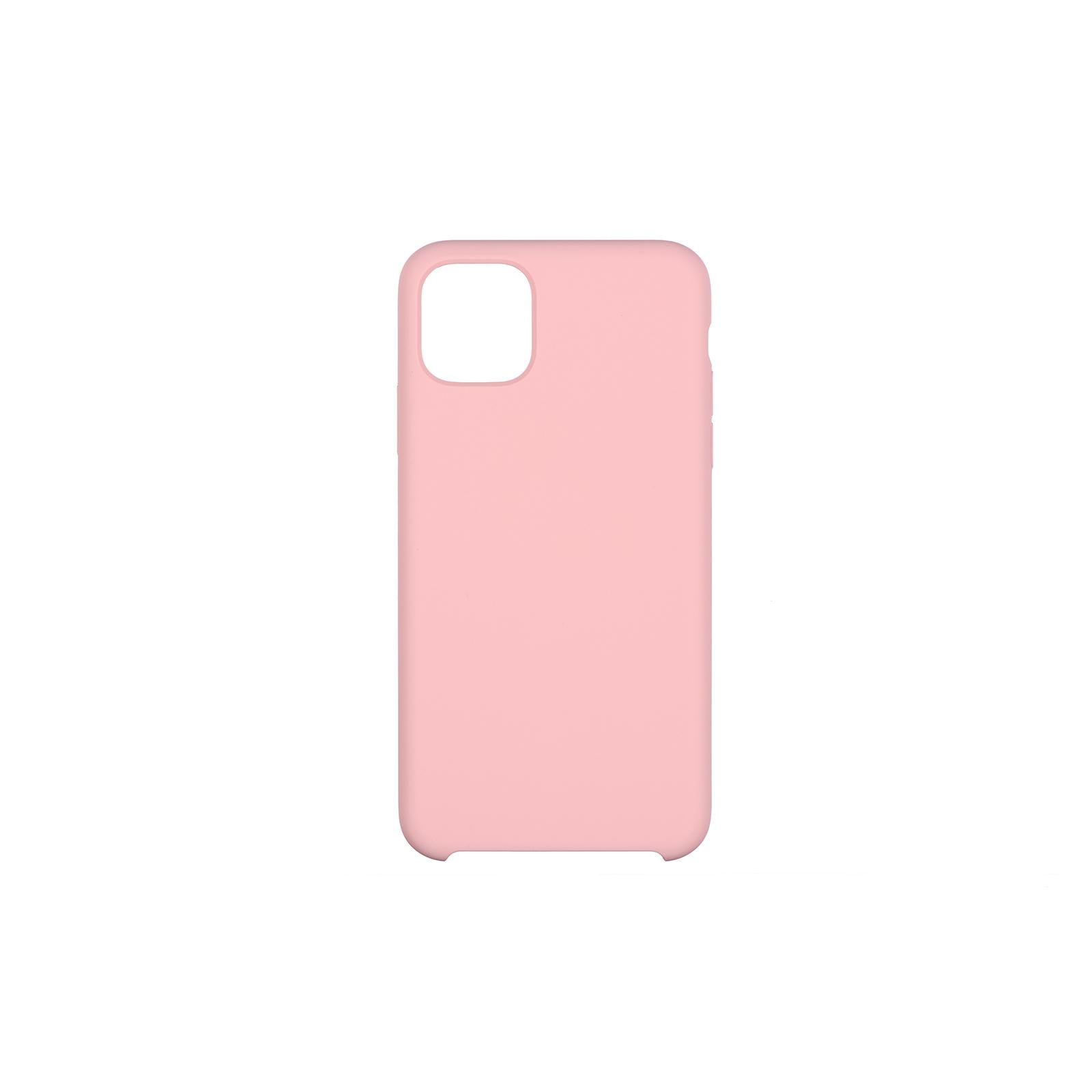 "Чехол для моб. телефона 2E Apple iPhone 11 (6.1""), Liquid Silicone, Pink (2E-IPH-11-OCLS-PK)"