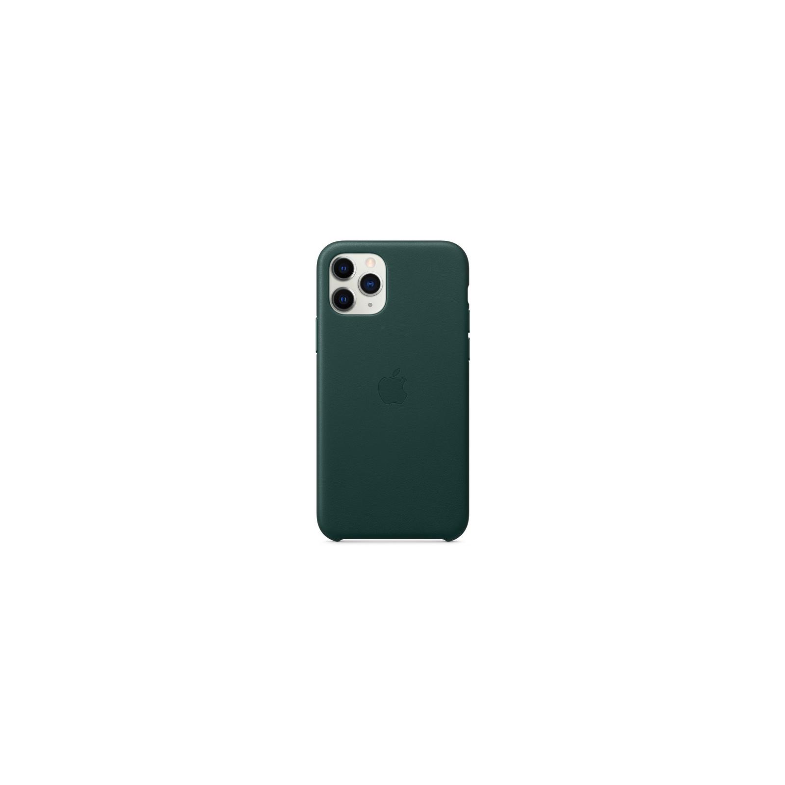 Чехол для моб. телефона Apple iPhone 11 Pro Leather Case - Midnight Blue (MWYG2ZM/A) изображение 2