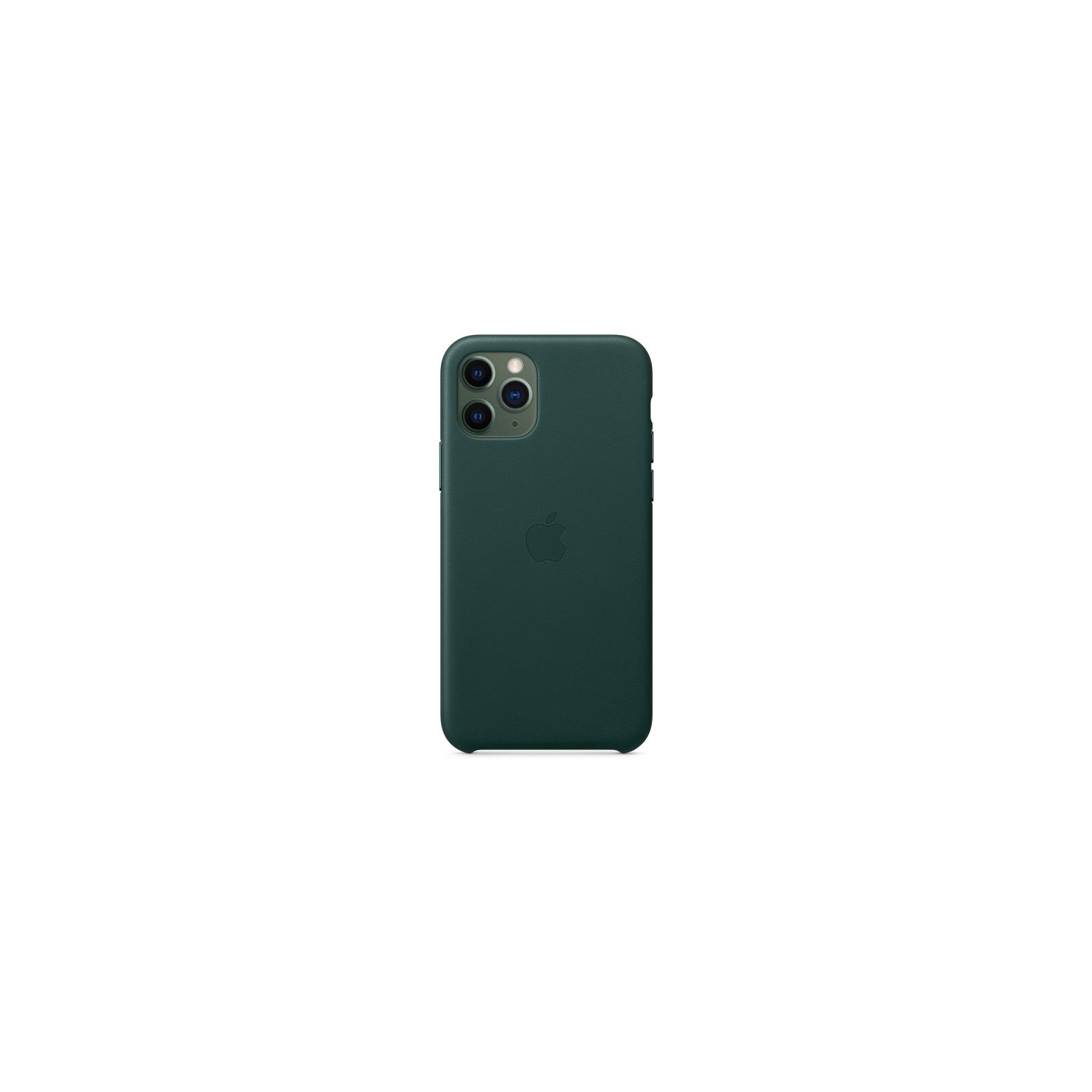 Чехол для моб. телефона Apple iPhone 11 Pro Leather Case - Midnight Blue (MWYG2ZM/A) изображение 3