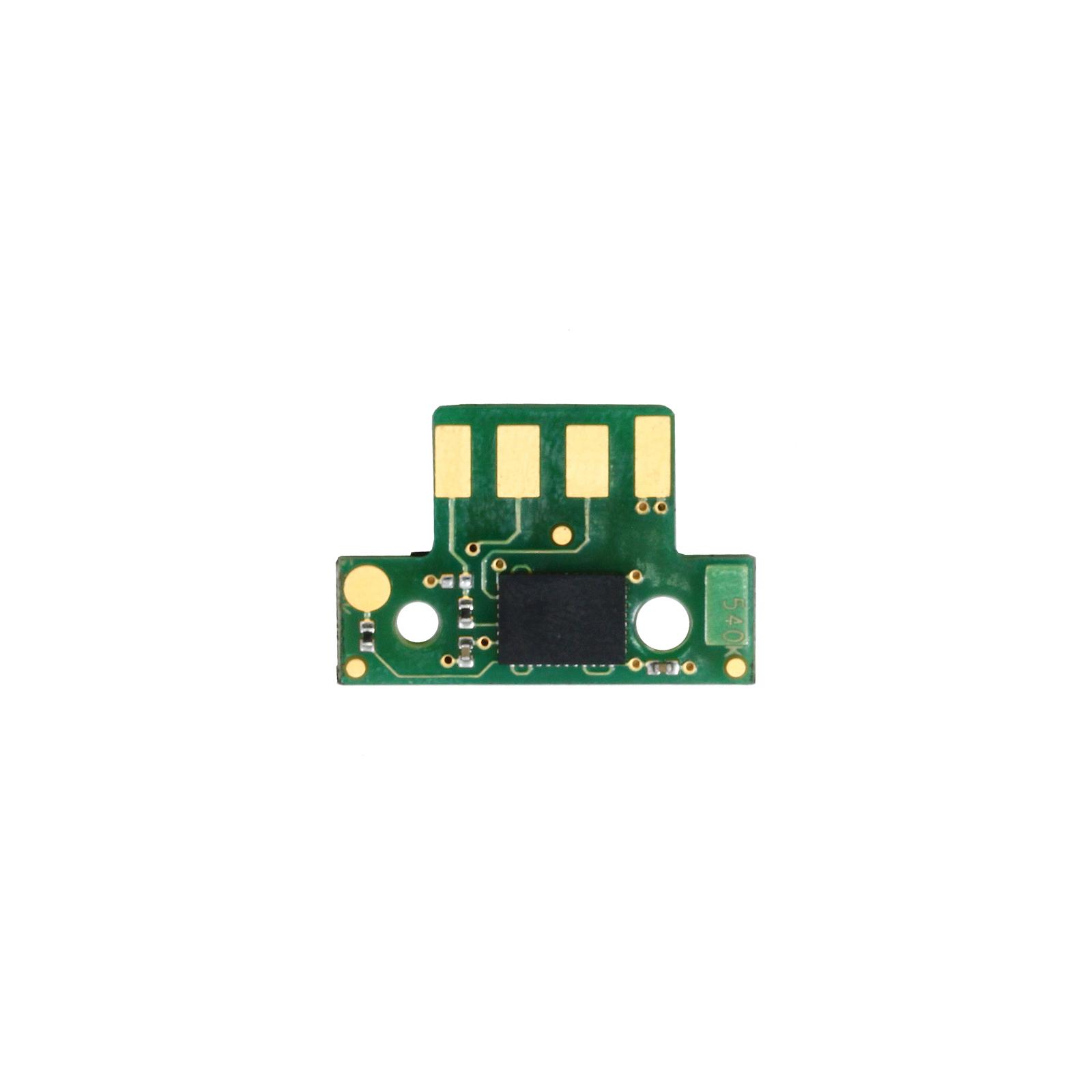 Чип для картриджа LexmarkC540 (C540H1YG/C540H2YG) 2k yellow Static Control (LC540CHIP-Y)