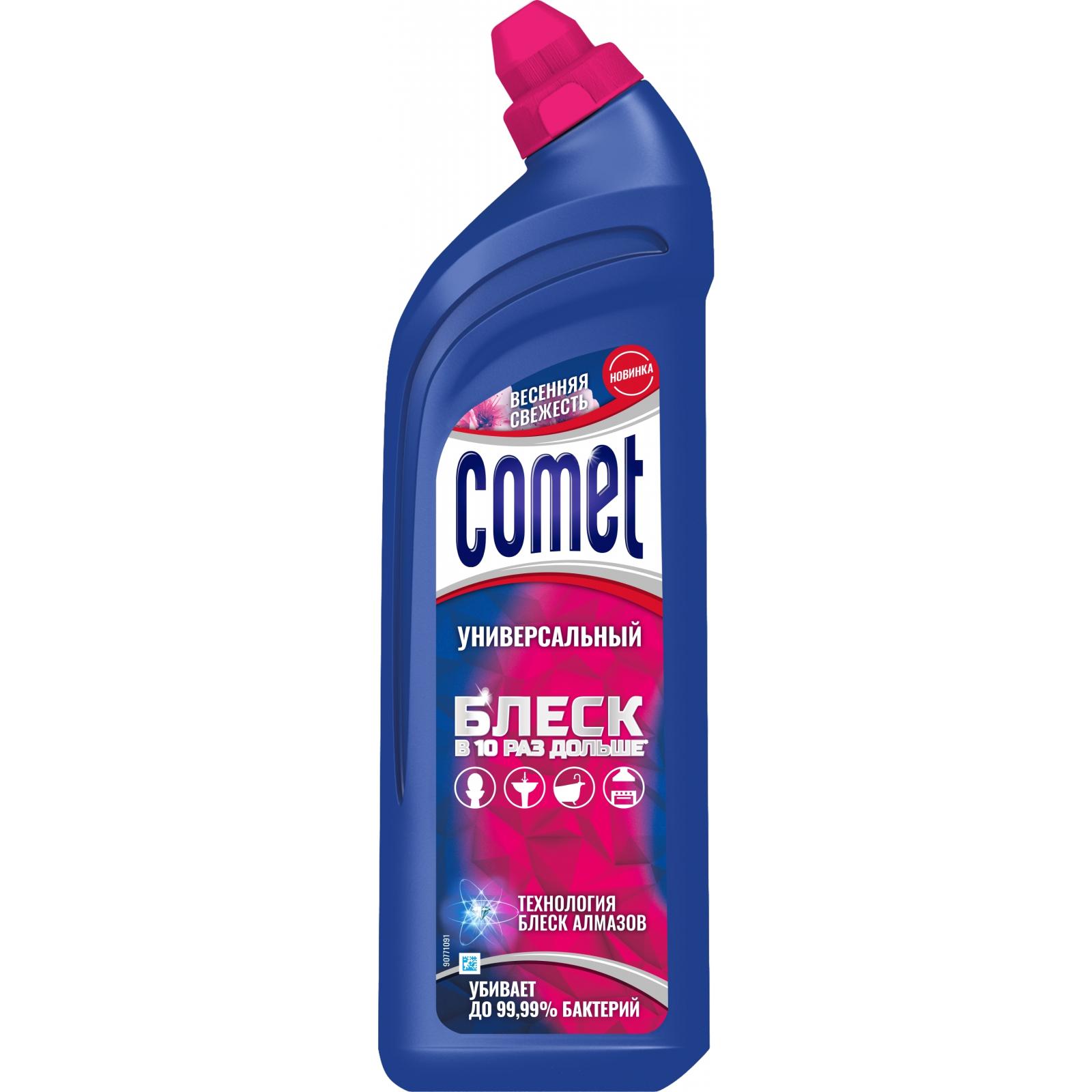 Чистящий гель Comet Весенняя свежесть 850мл (8001480703568)