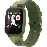 Смарт-часы Canyon CNE-KW33GB Kids smartwatch Green My Dino (CNE-KW33GB)