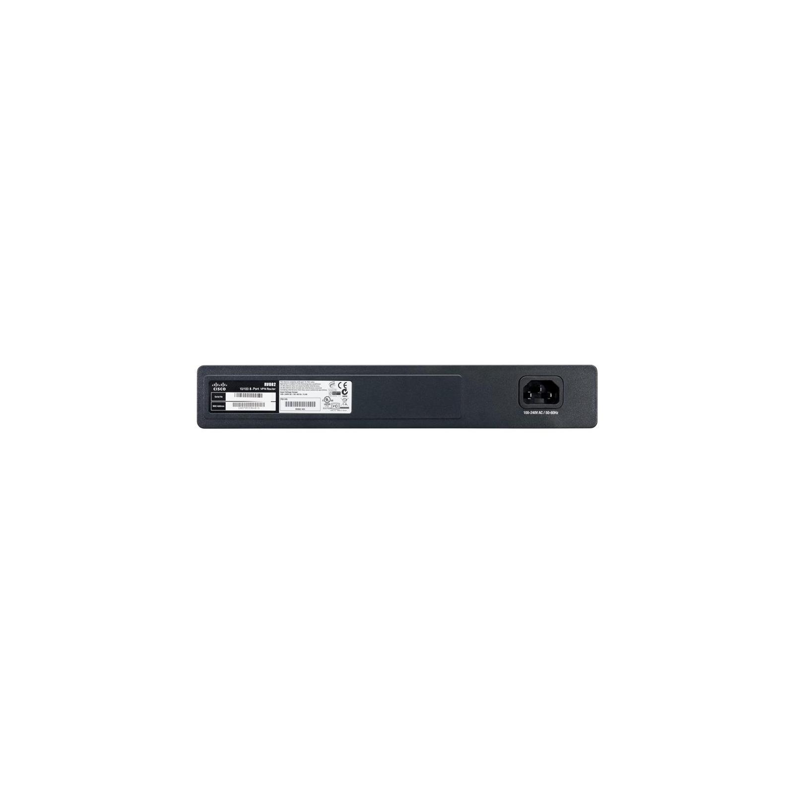 Маршрутизатор Cisco RV082 (RV082-EU) изображение 2