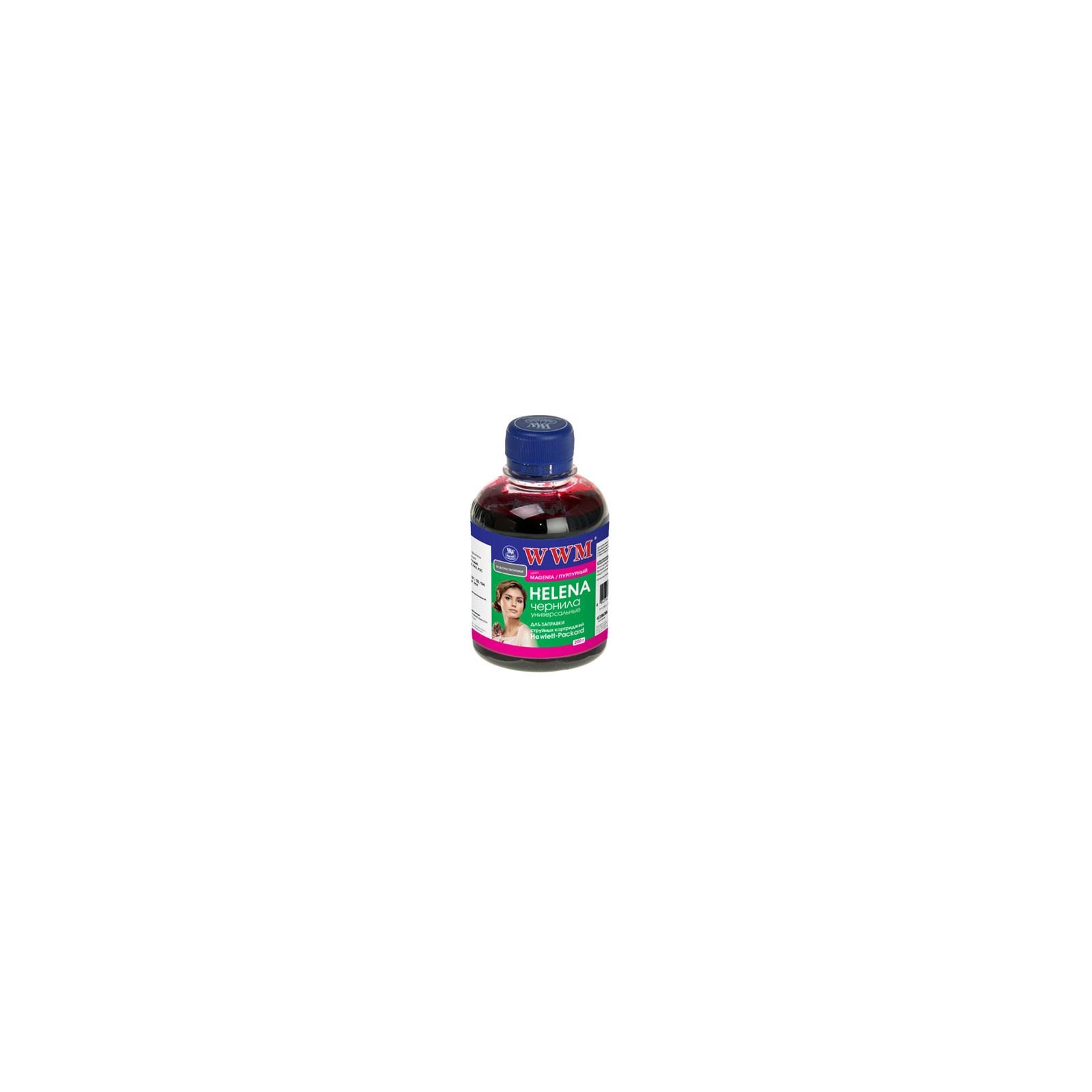 Чернила WWM HP UNIVERSAL HELENA Magenta (HU/M)