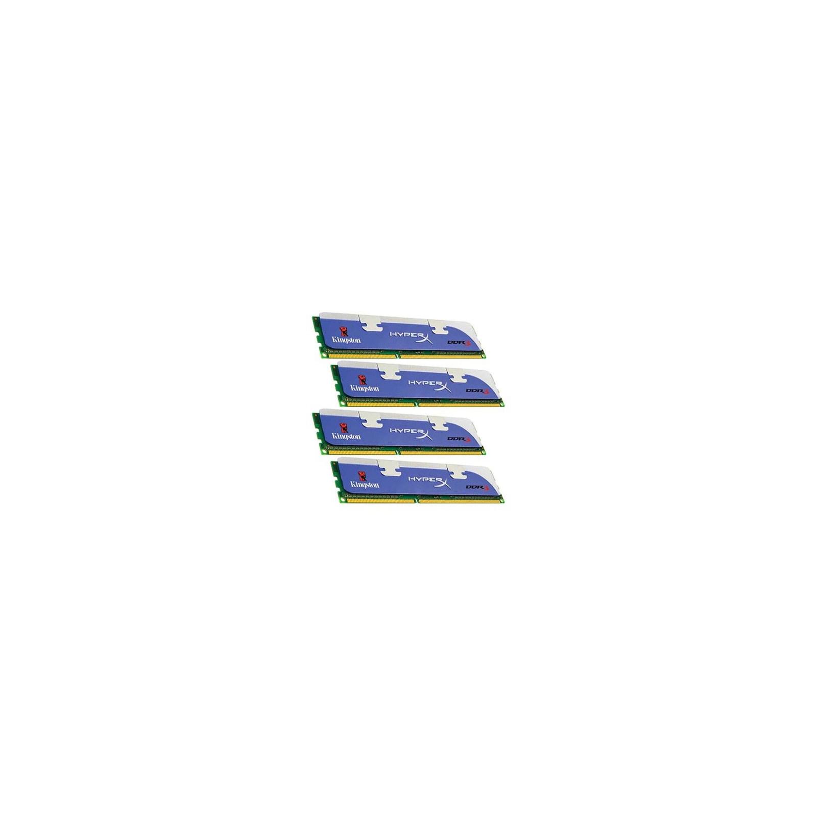 Модуль памяти для компьютера DDR3 8GB (4x2GB) 1600 MHz Kingston (KHX1600C9D3K4/8GX)