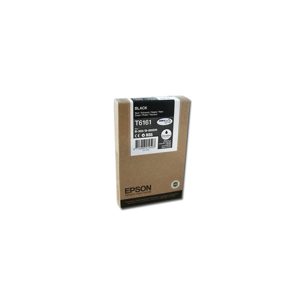 Картридж EPSON B300/B500DN black (C13T616100)