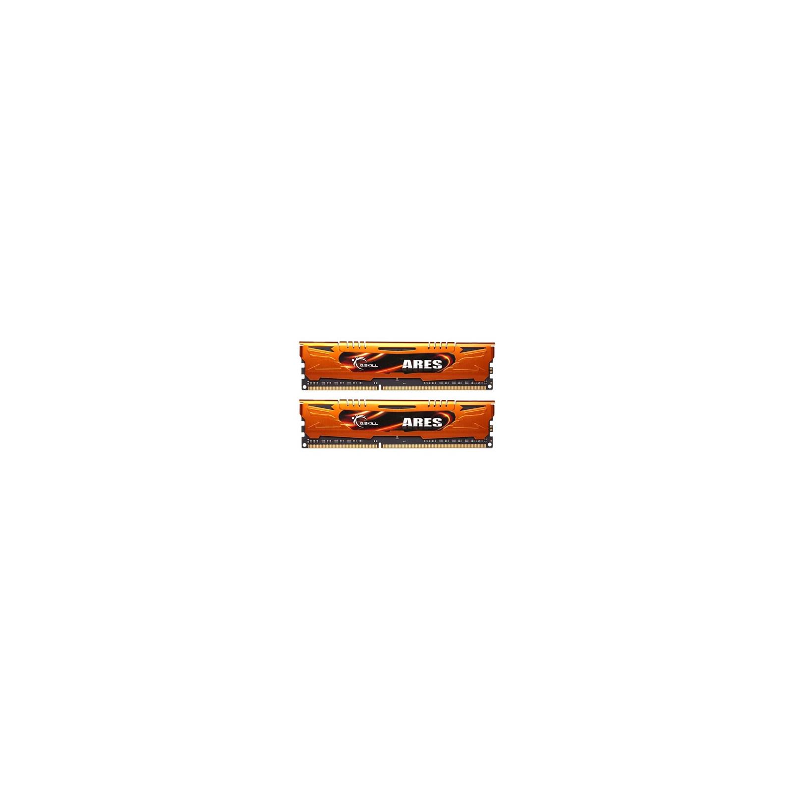 Модуль памяти для компьютера DDR3 8GB (2x4GB) 1600 MHz G.Skill (F3-1600C9D-8GAO)